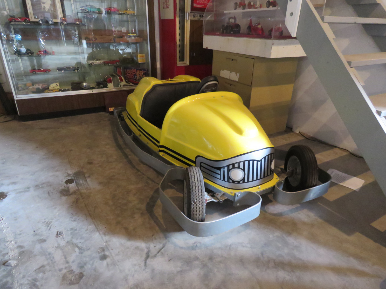 Motorized Bumper Car - Image 1