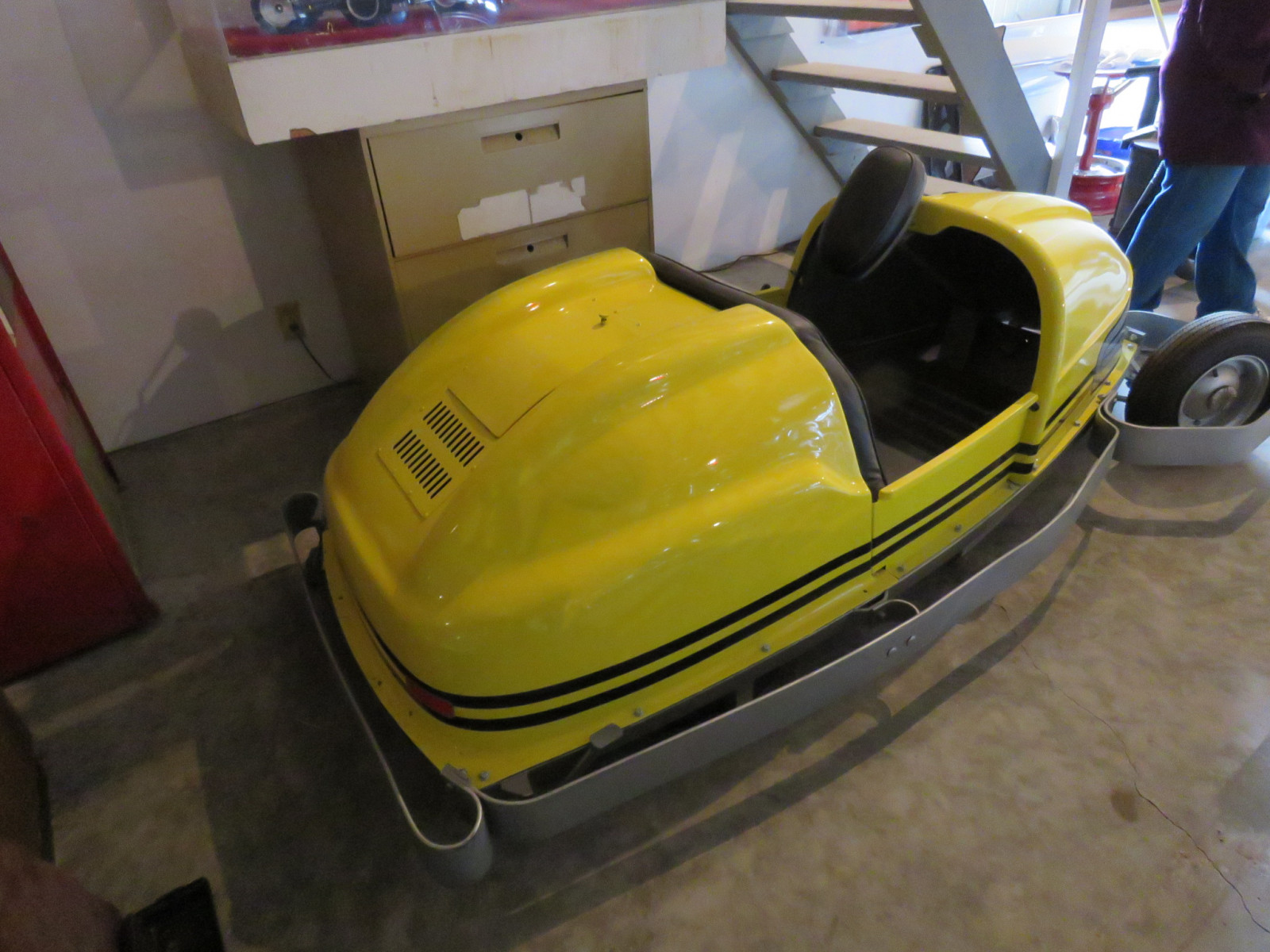 Motorized Bumper Car - Image 2
