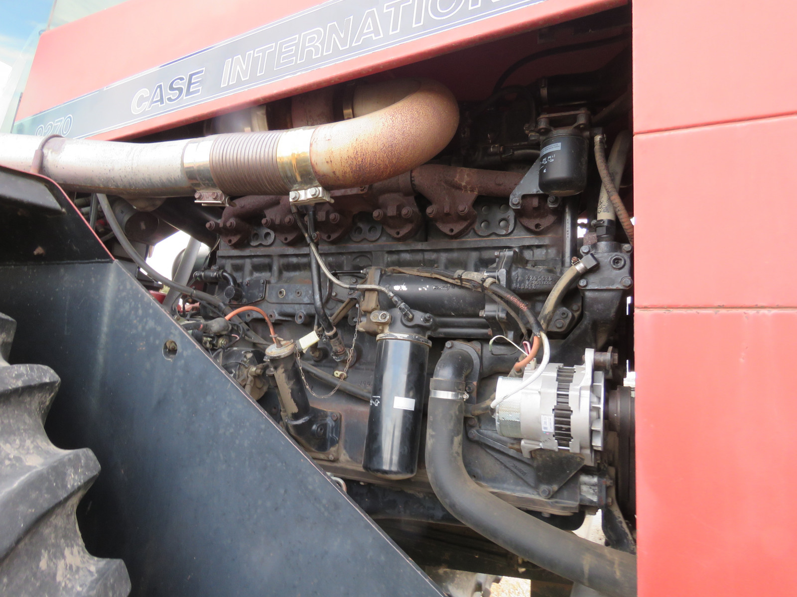 CASE-IH 1991 9270 4WD Tractor JCB0026904 - Image 3