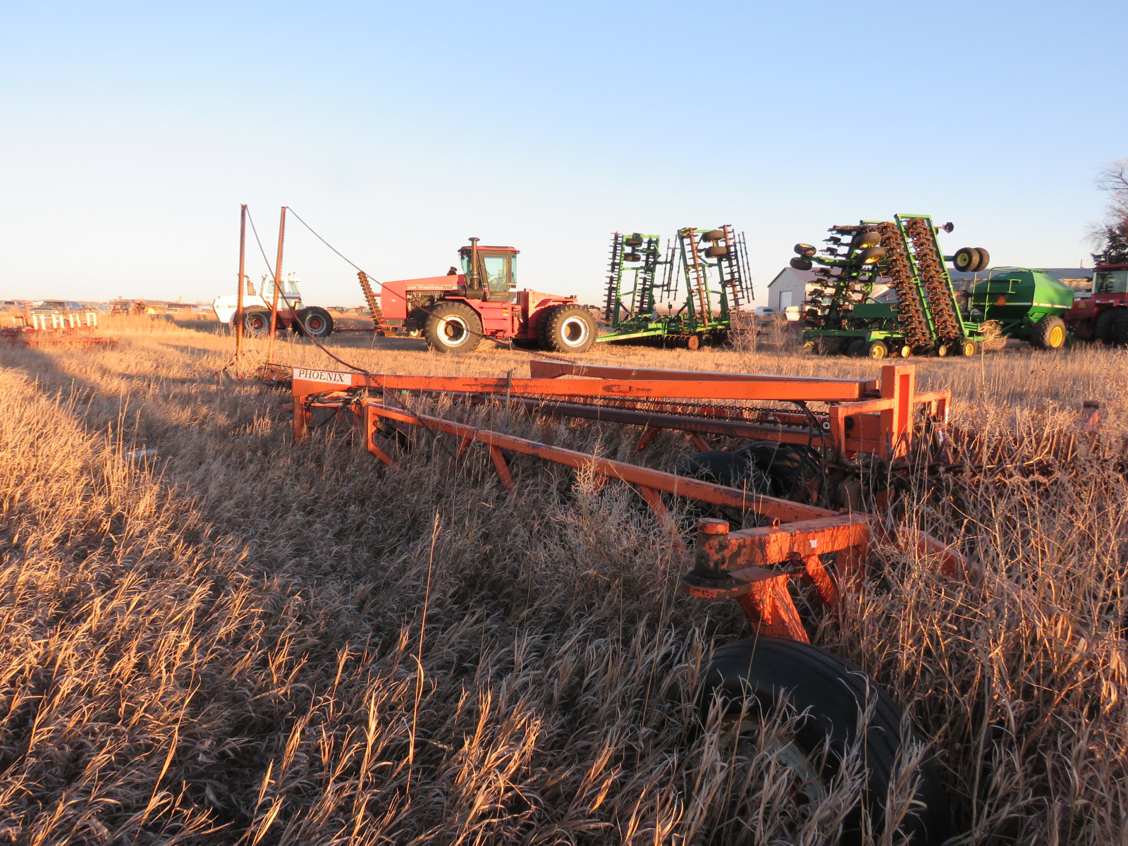 Phoenix 52ft Rotary Harrow - Image 1
