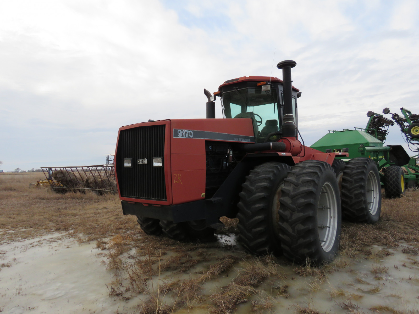 Case-IH 9170 4WD Tractor 9170 JCB0002613 - Image 1