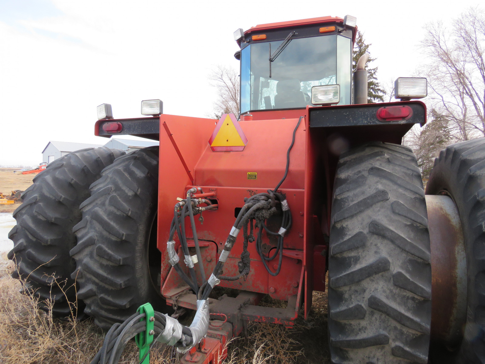 Case-IH 9170 4WD Tractor 9170 JCB0002613 - Image 4