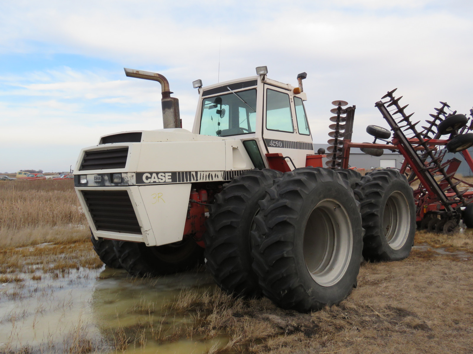 Case 4890 4WD Tractor 8861280 - Image 1