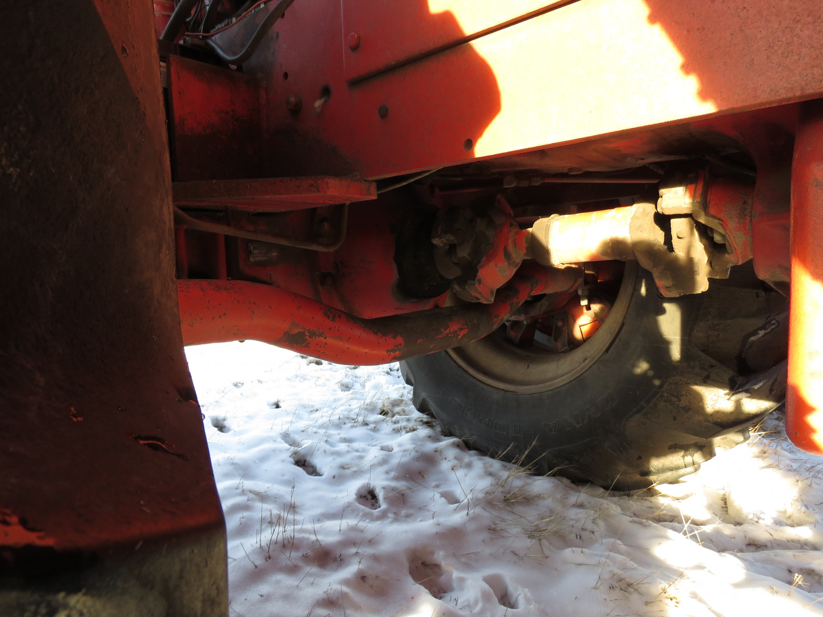 Case 4890 4WD Tractor 8861280 - Image 13