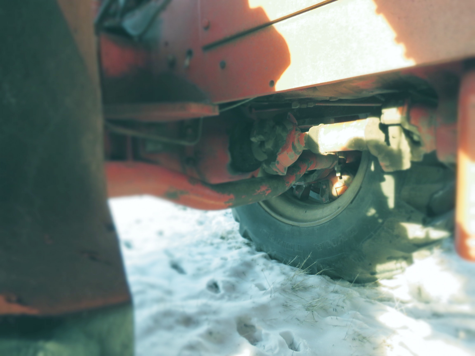 Case 4890 4WD Tractor 8861280 - Image 14