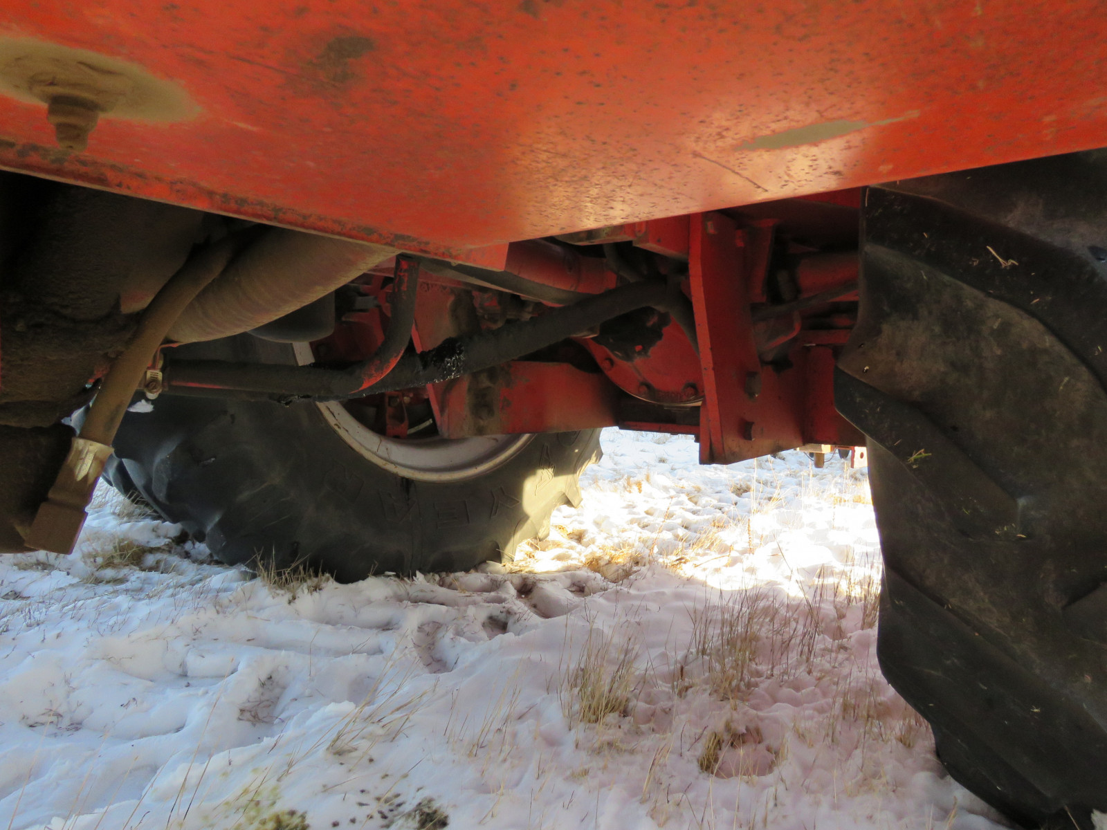 Case 4890 4WD Tractor 8861280 - Image 15