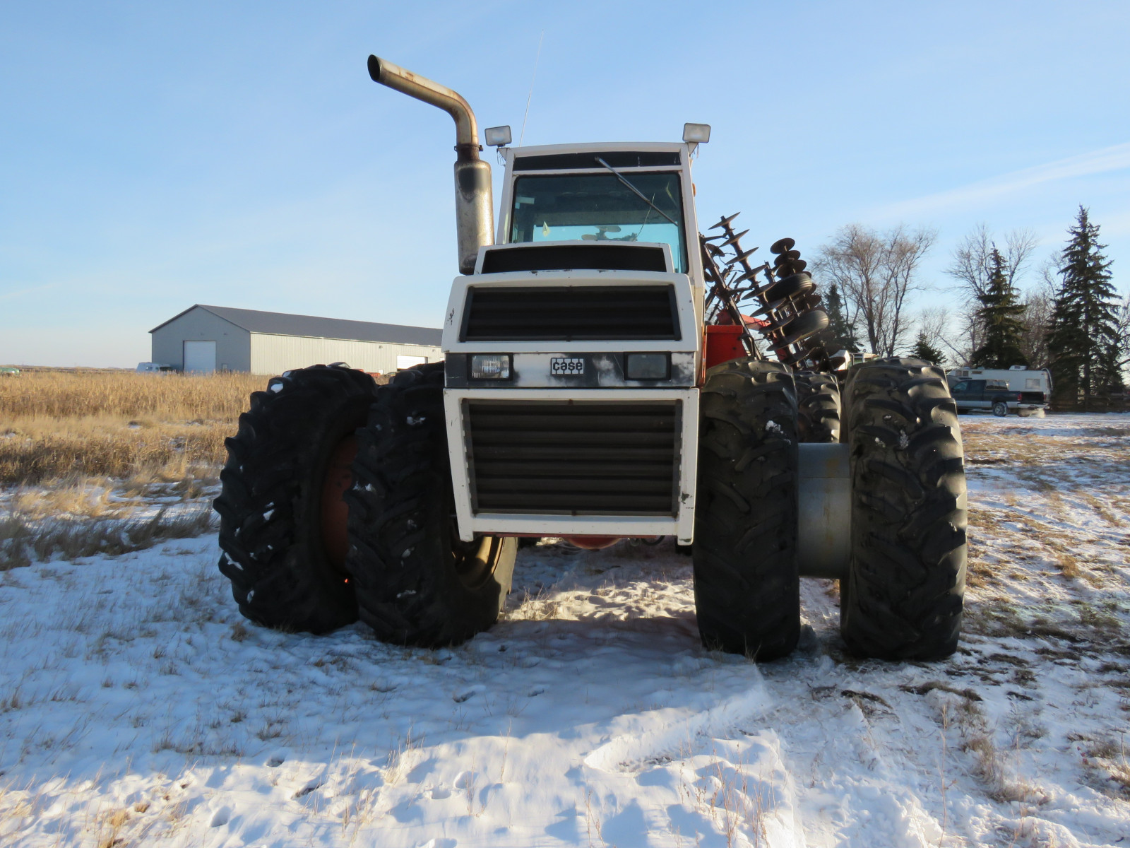 Case 4890 4WD Tractor 8861280 - Image 2