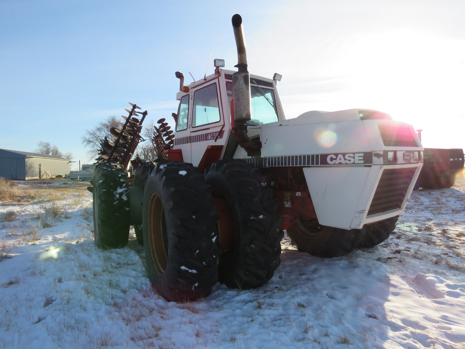 Case 4890 4WD Tractor 8861280 - Image 3