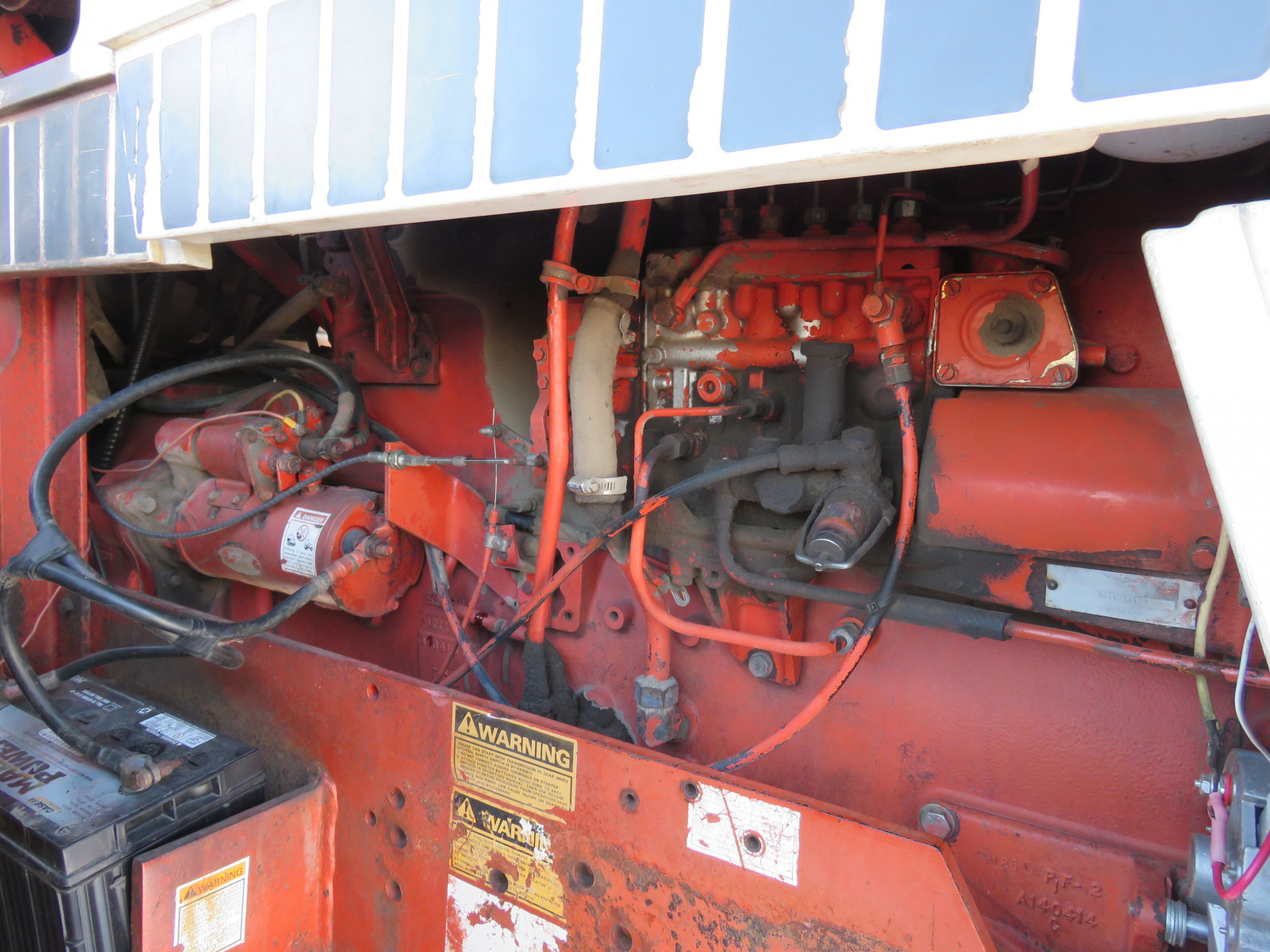 Case 4890 4WD Tractor 8861280 - Image 4