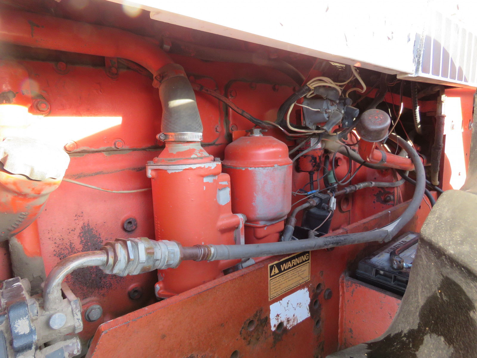 Case 4890 4WD Tractor 8861280 - Image 5