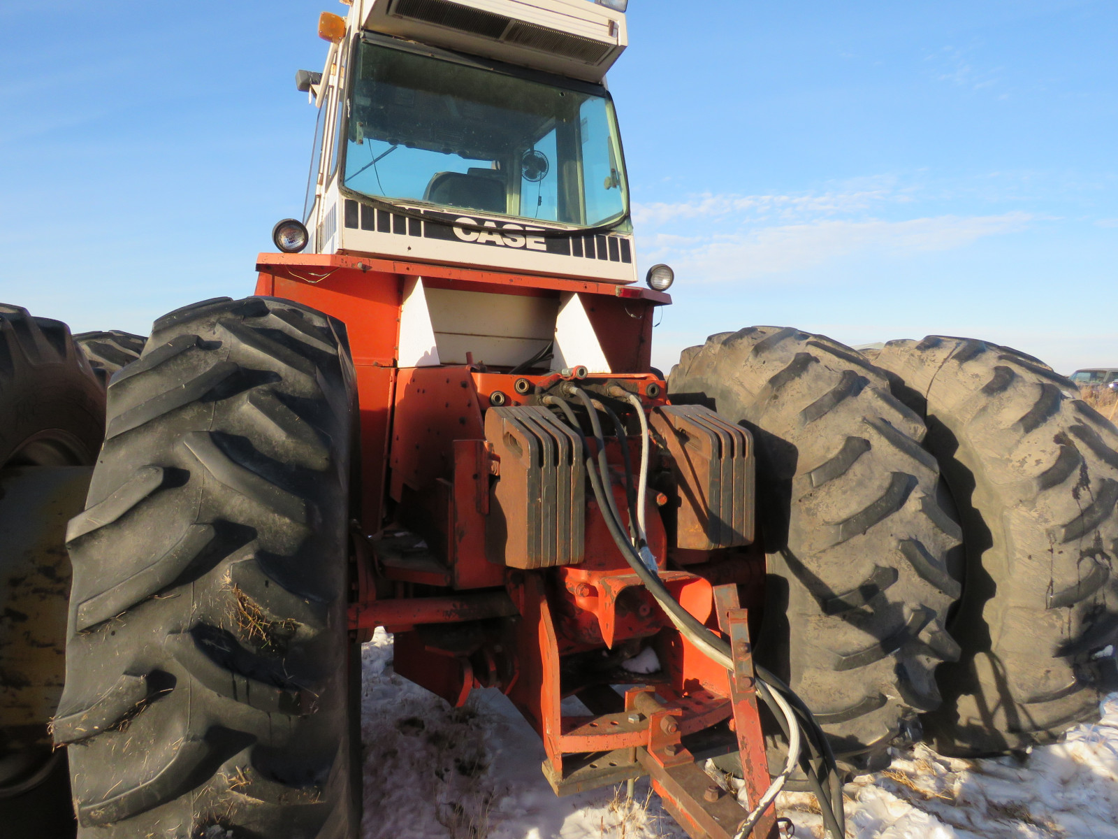 Case 4890 4WD Tractor 8861280 - Image 7