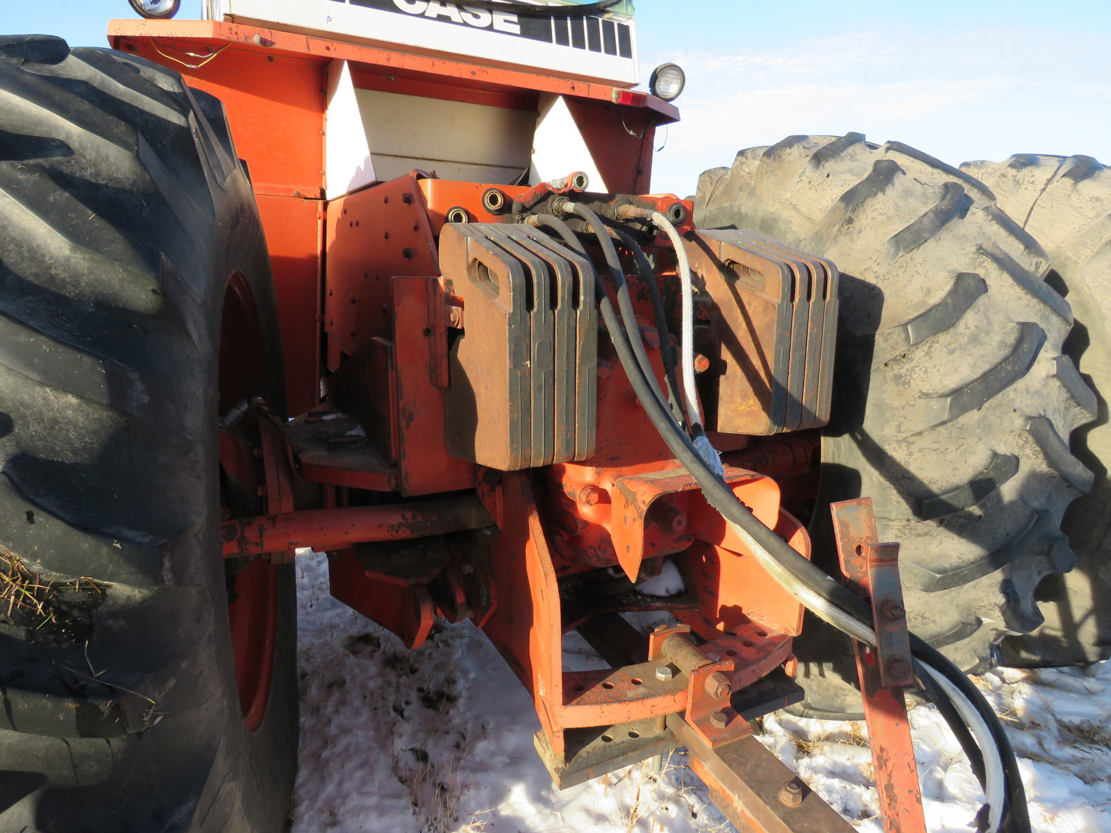 Case 4890 4WD Tractor 8861280 - Image 8