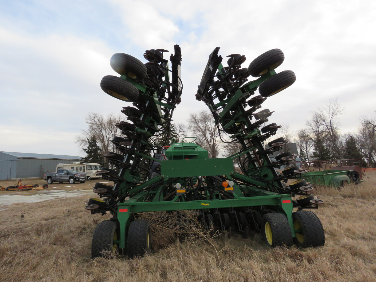1997 John Deere Air Seeder - Image 3