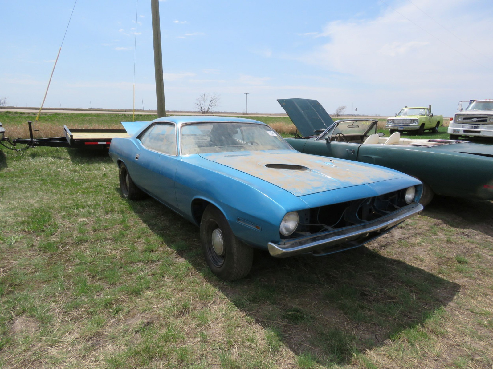 1970 Plymouth Cuda Coupe - Image 3