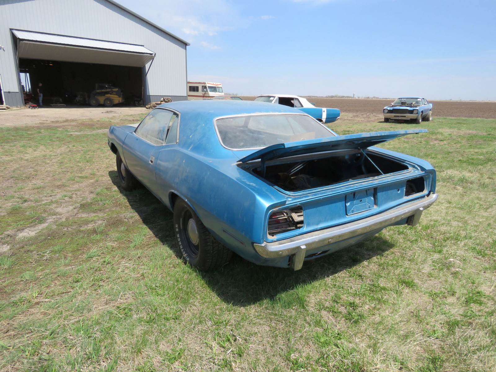 1970 Plymouth Cuda Coupe - Image 7