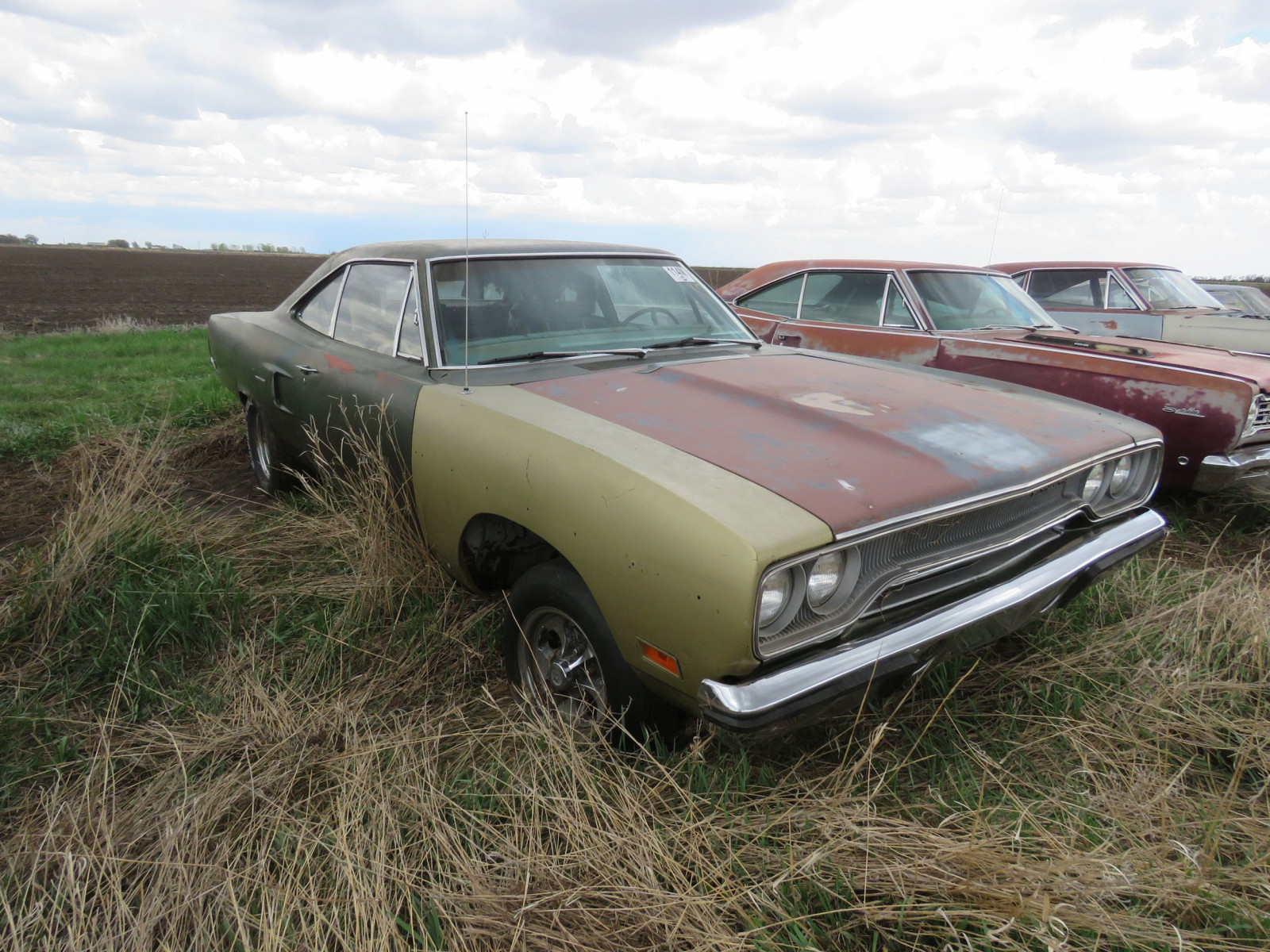 1970 Plymouth Road Runner Coupe - Image 3