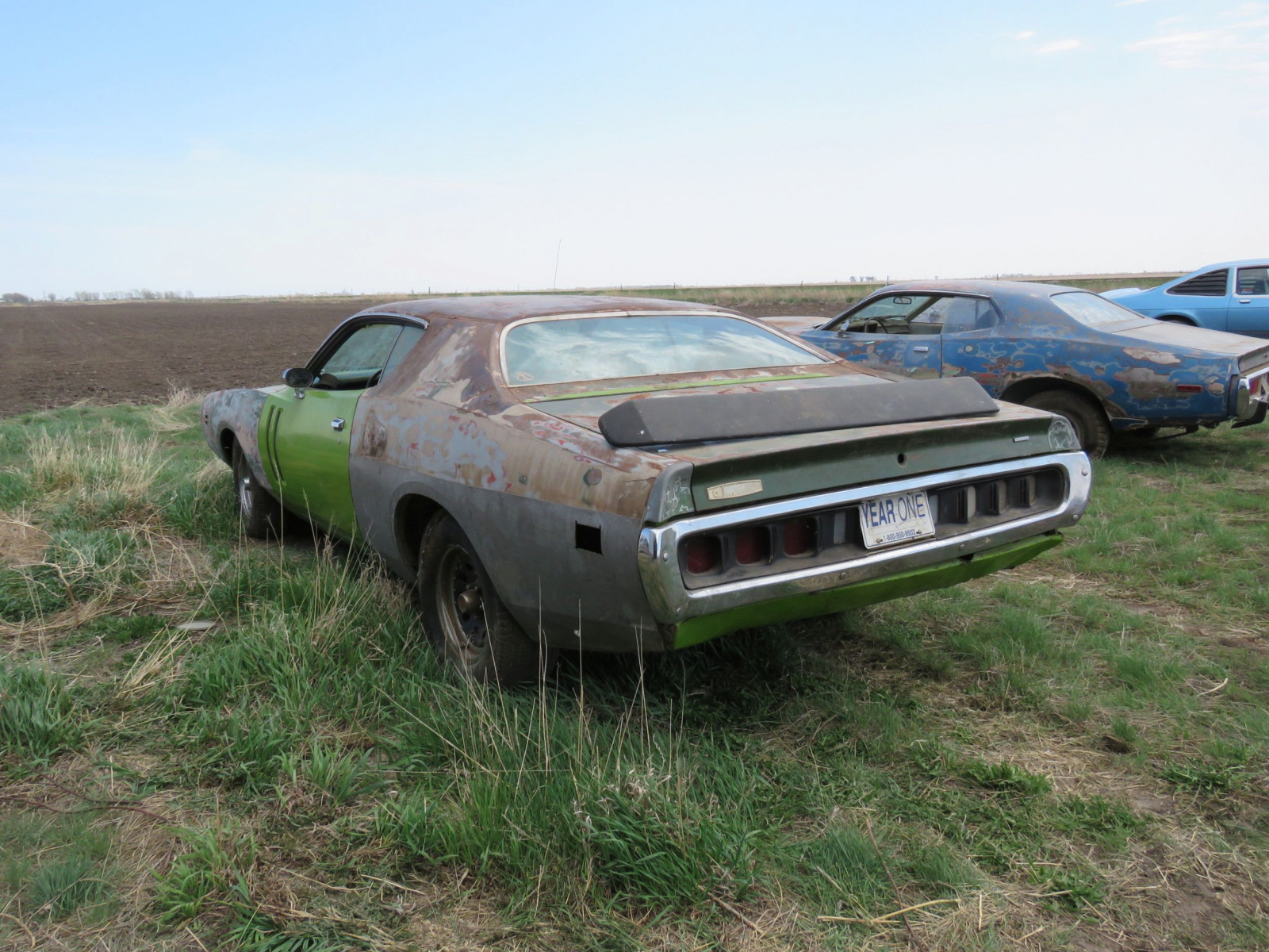 1971 Dodge Charger RT Coupe - Image 4