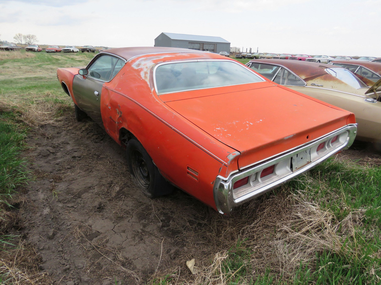 1971 Dodge Charger Coupe - Image 7