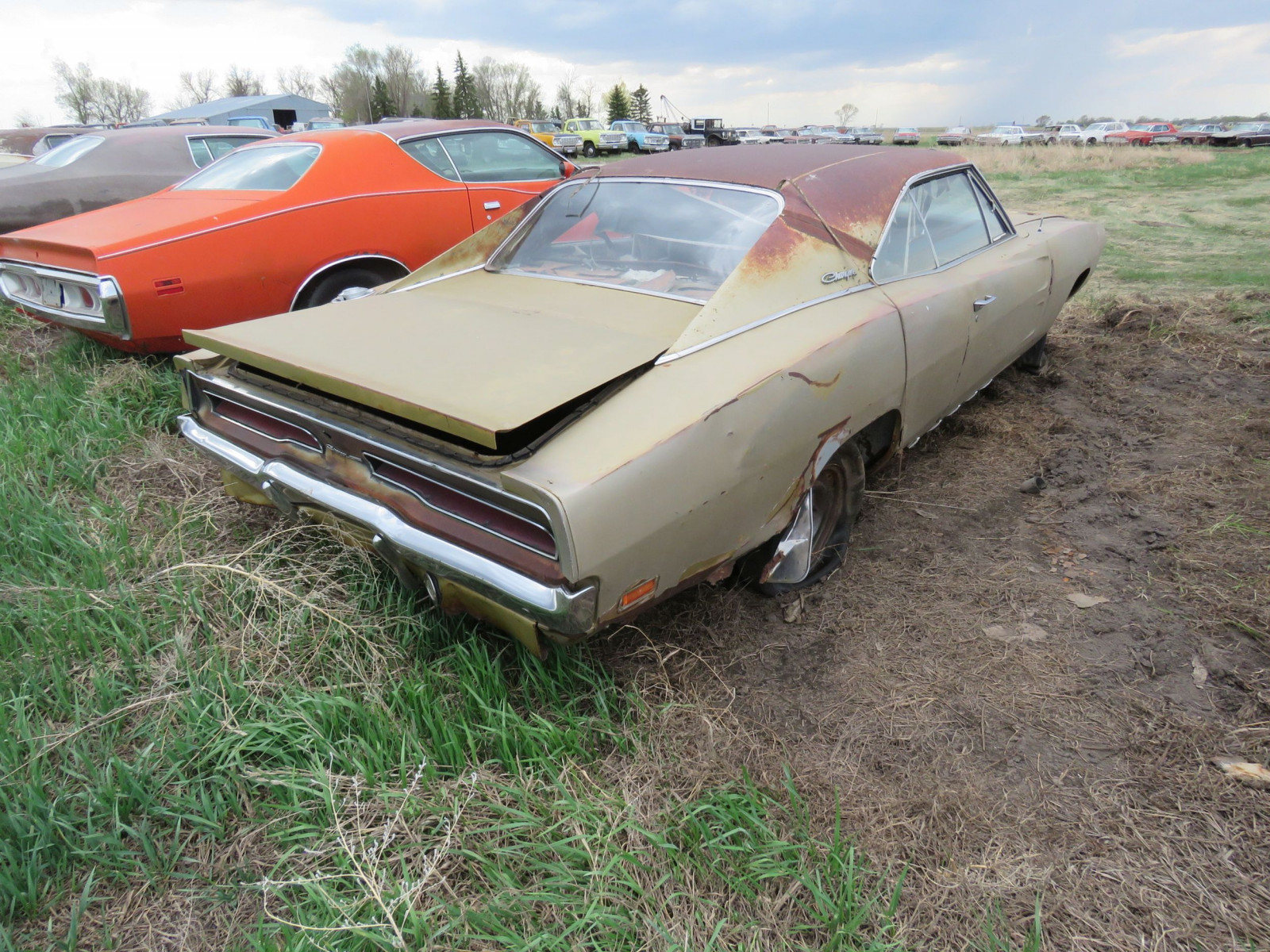 1969 Dodge Charger - Image 5