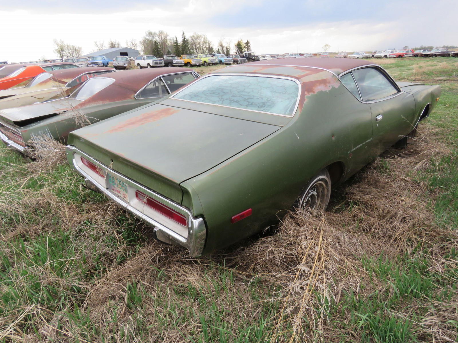 1972 Dodge Charger Coupe - Image 5