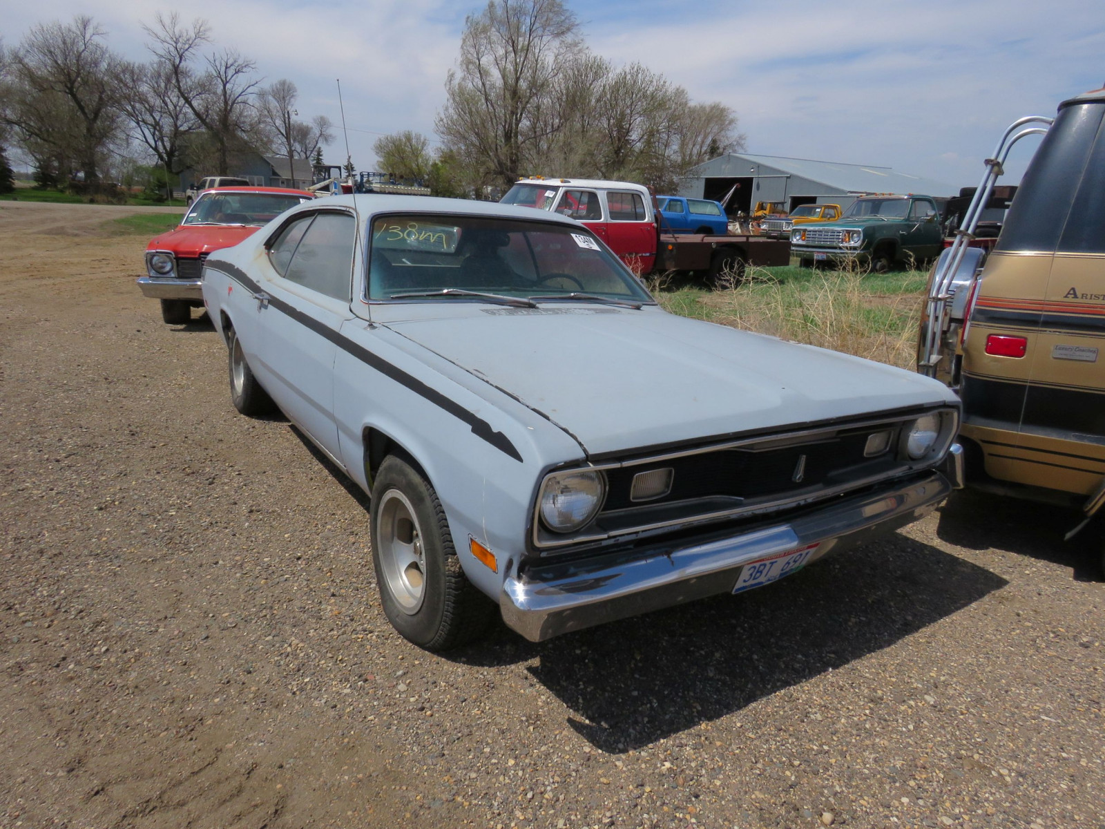 1971 Plymouth Duster 2dr HT - Image 1