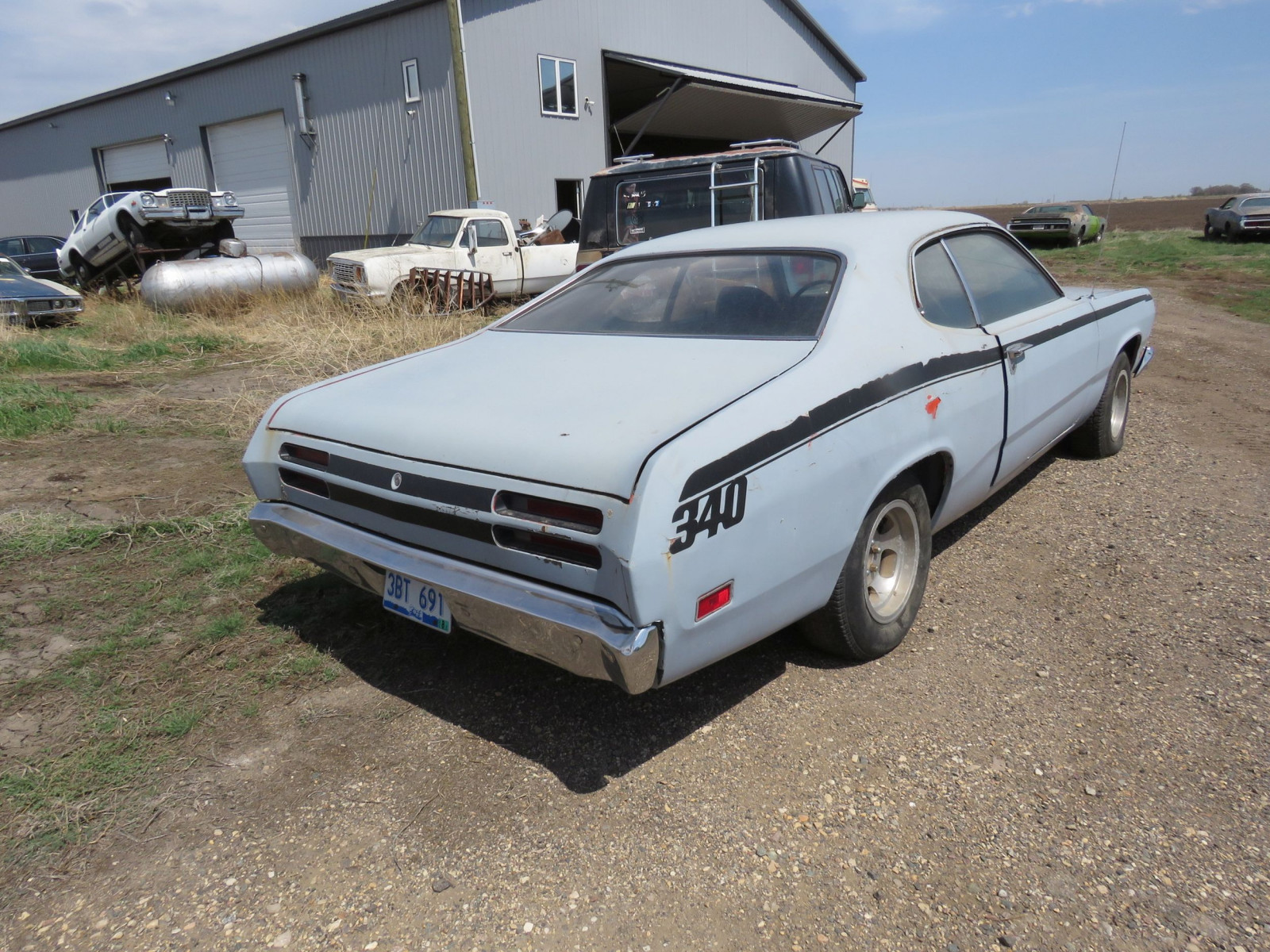 1971 Plymouth Duster 2dr HT - Image 4