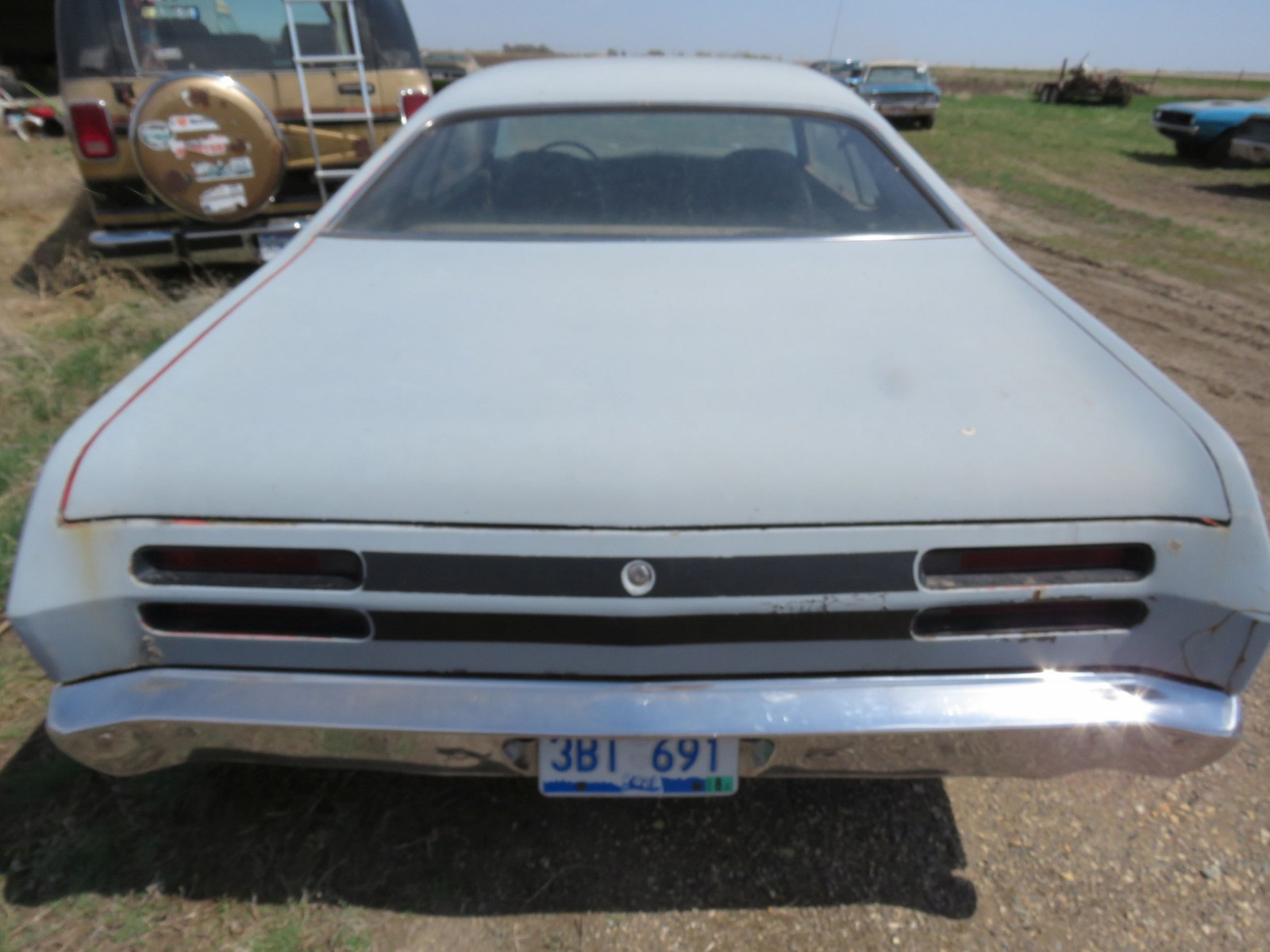1971 Plymouth Duster 2dr HT - Image 5