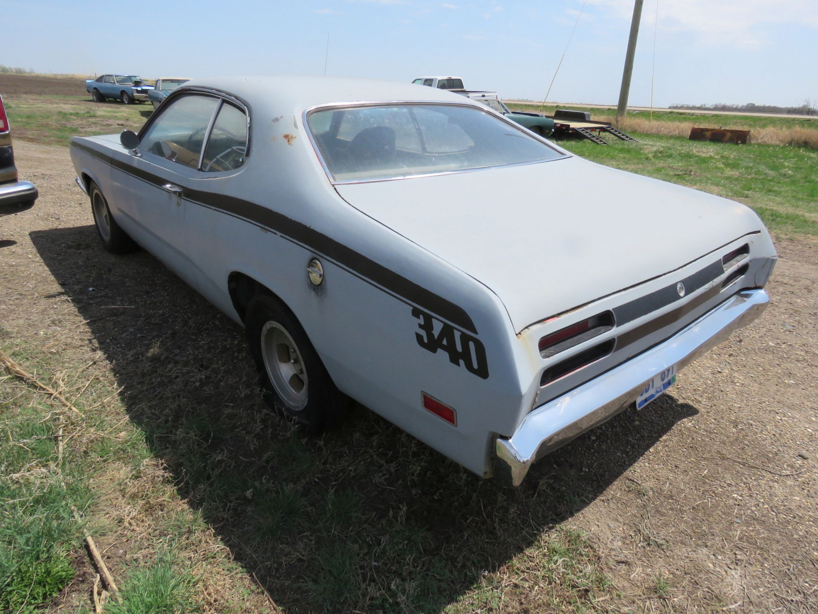 1971 Plymouth Duster 2dr HT - Image 6