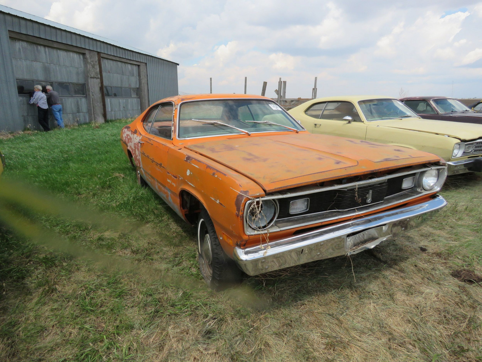 1970 Plymouth Duster Coupe - Image 2