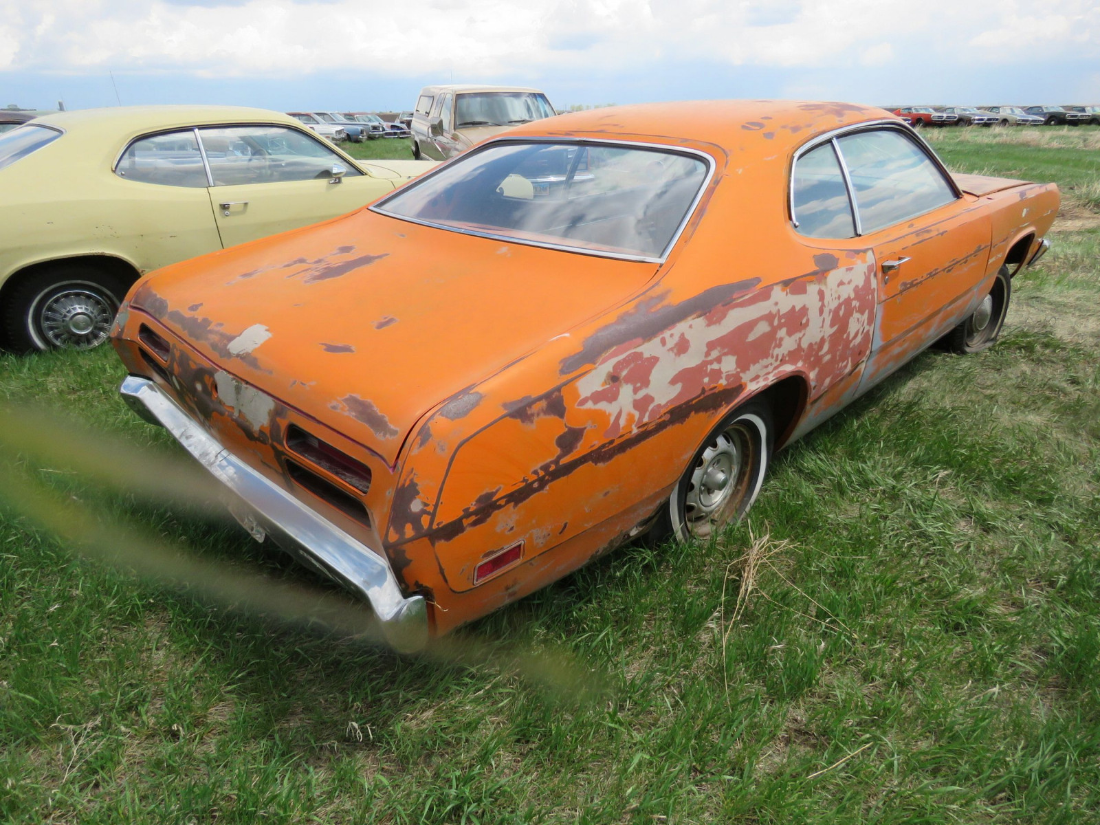 1970 Plymouth Duster Coupe - Image 3