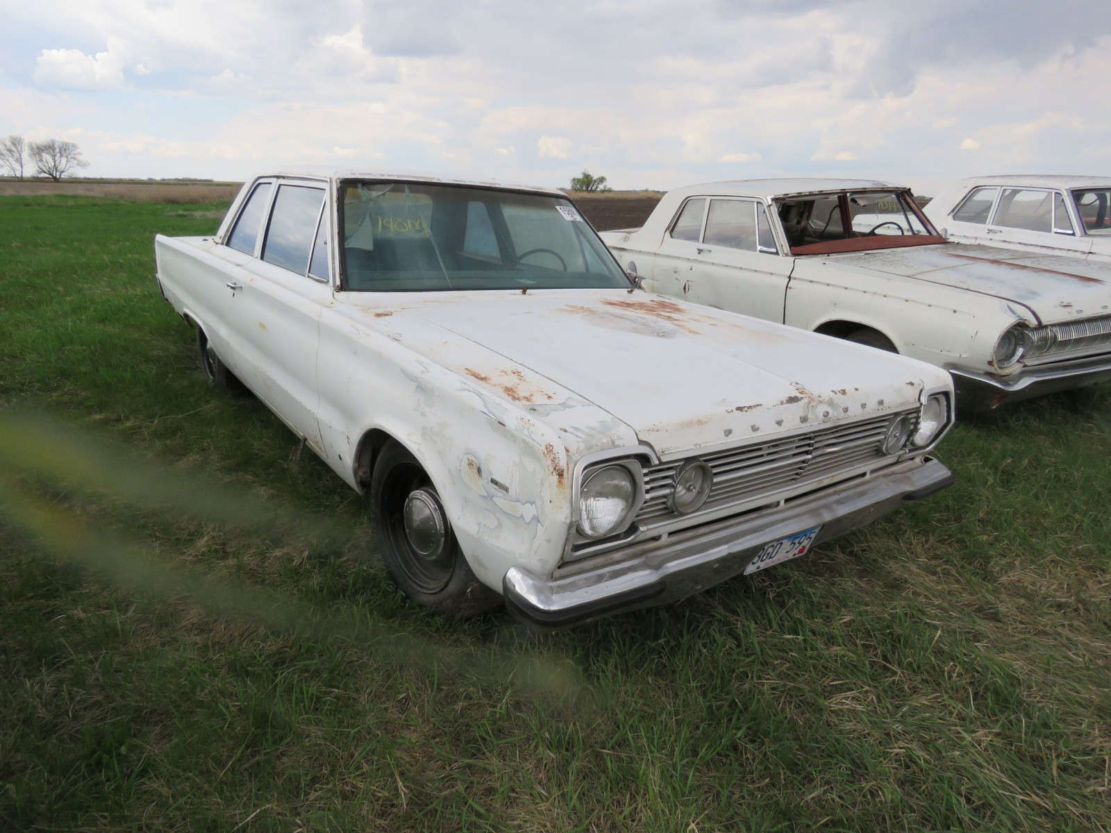 1966 Plymouth Belvedere 2dr post - Image 2