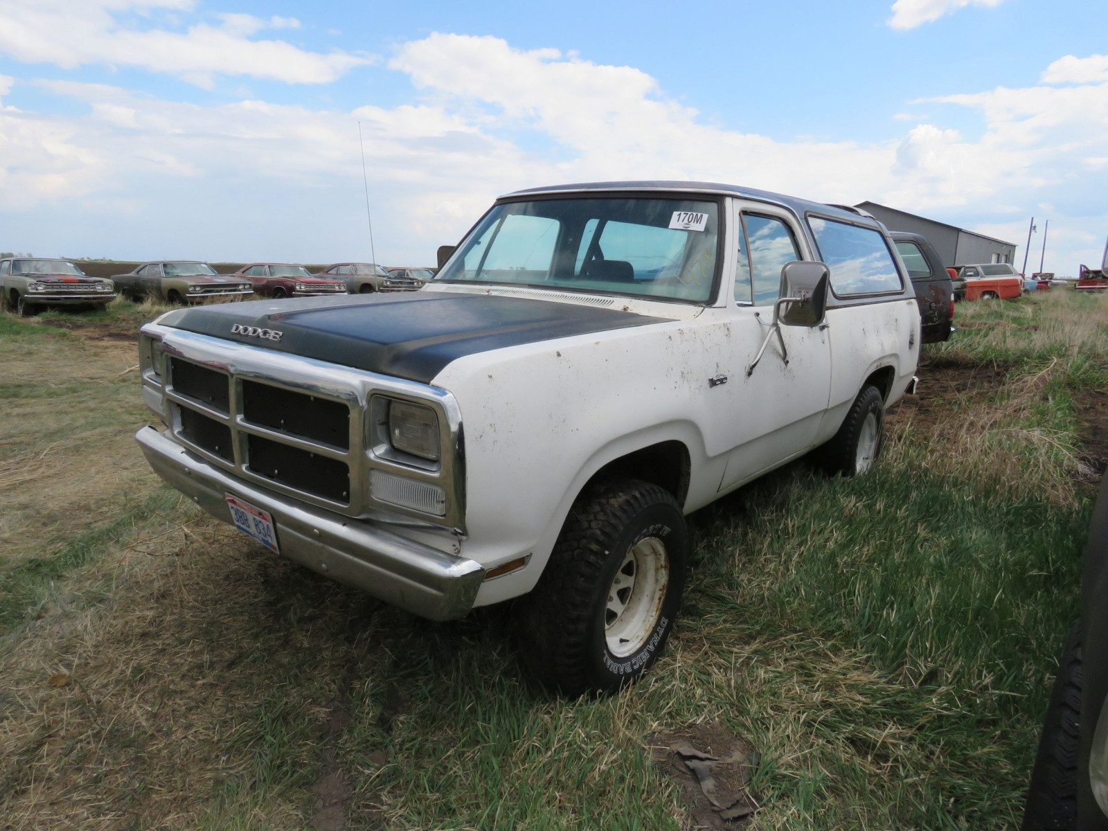 1977 Dodge D100 Pickup - Image 1