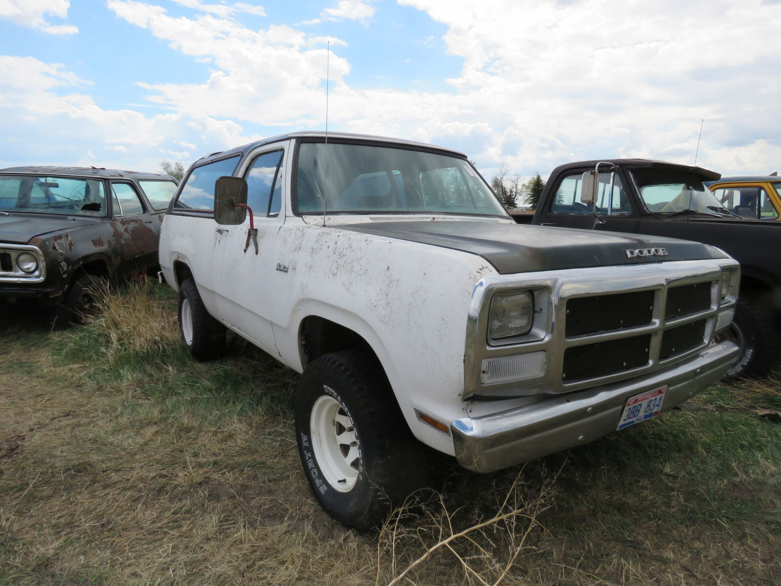 1977 Dodge D100 Pickup - Image 3