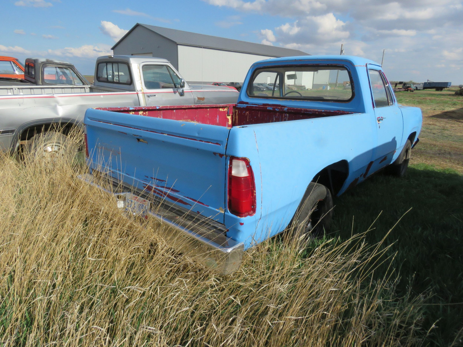 1979 Dodge Pickup - Image 3