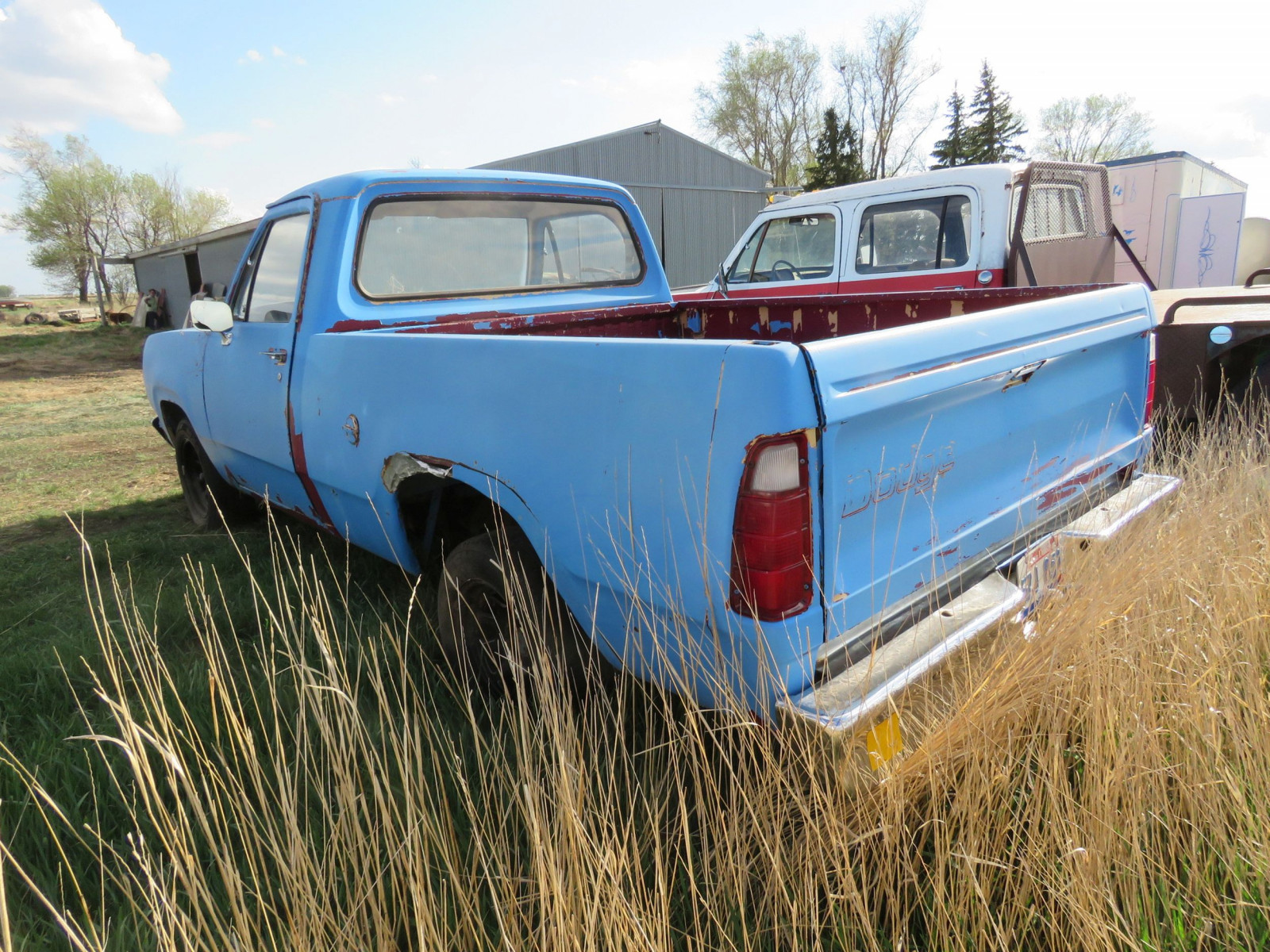 1979 Dodge Pickup - Image 4