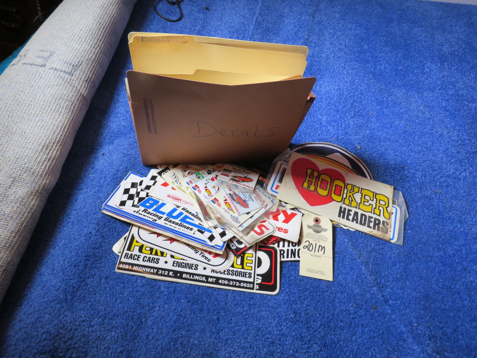 MOPAR Patches and Decals - Image 1