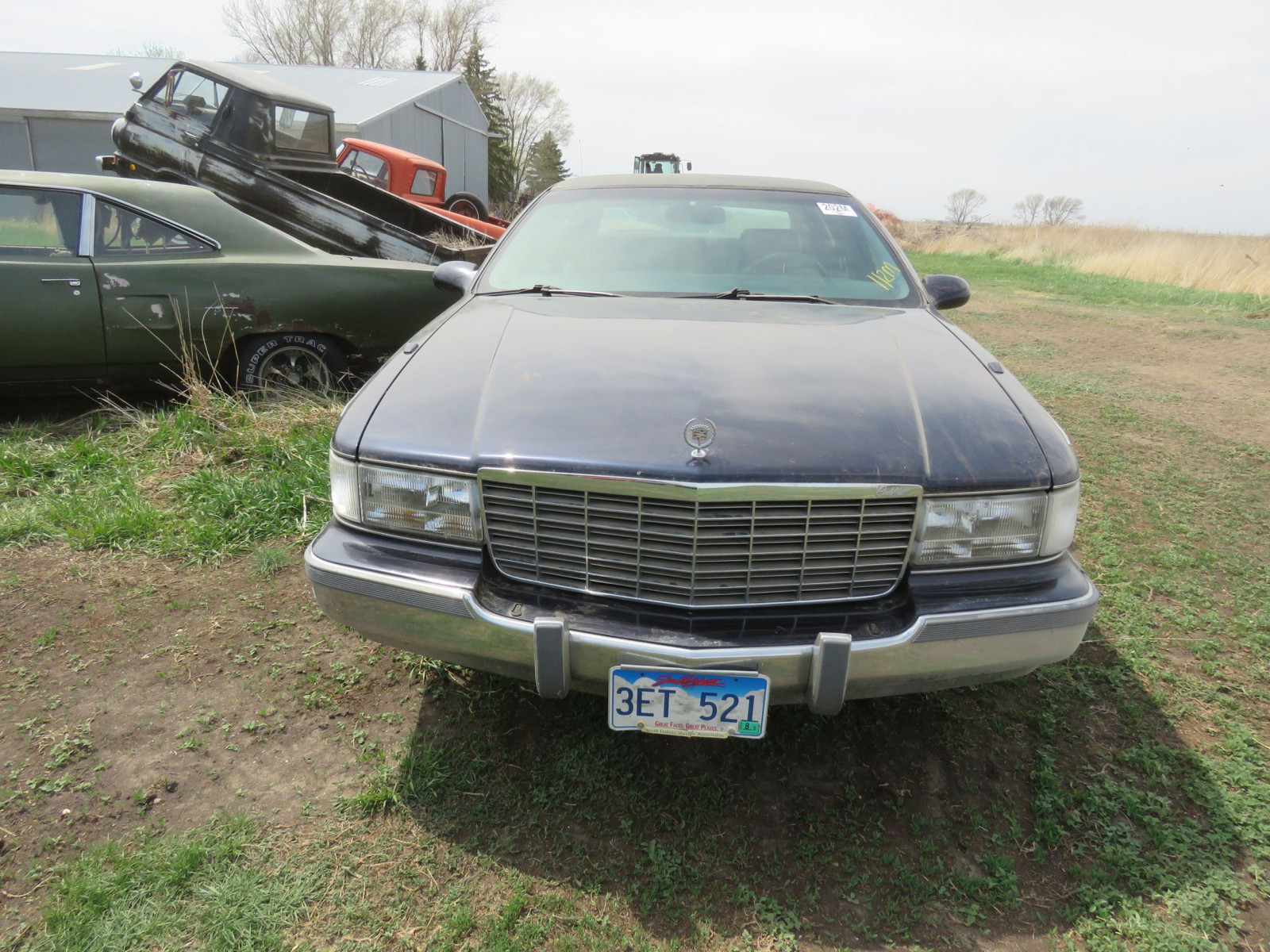 1996 Cadillac Fleetwood Brougham - Image 2