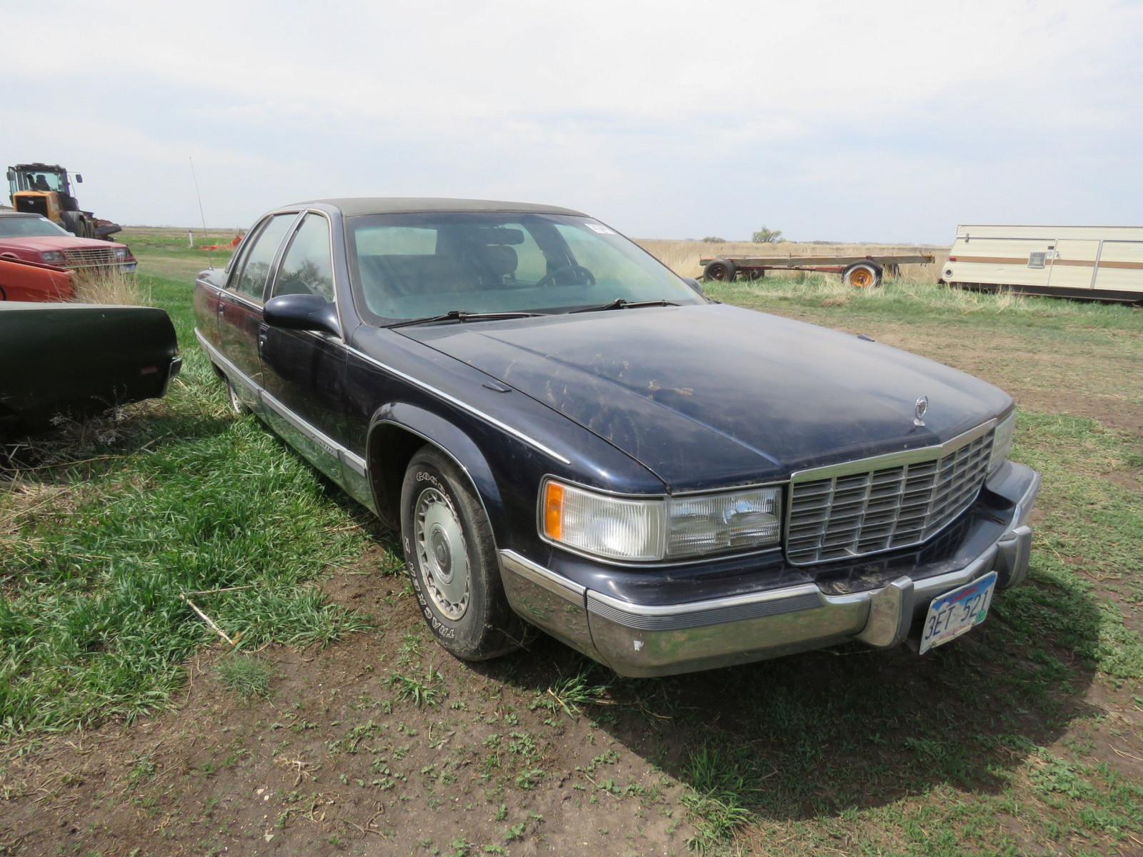 1996 Cadillac Fleetwood Brougham - Image 3