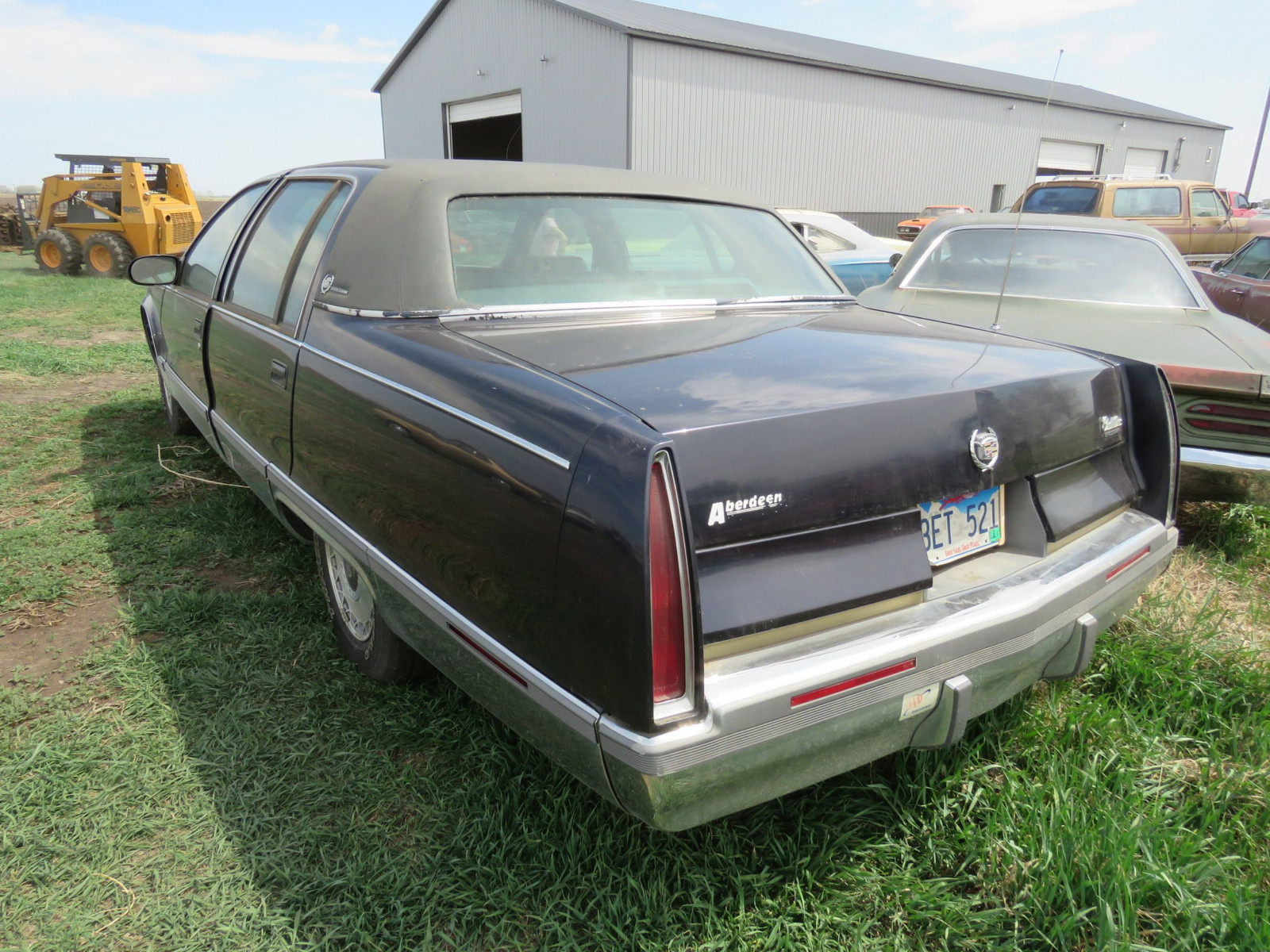 1996 Cadillac Fleetwood Brougham - Image 4