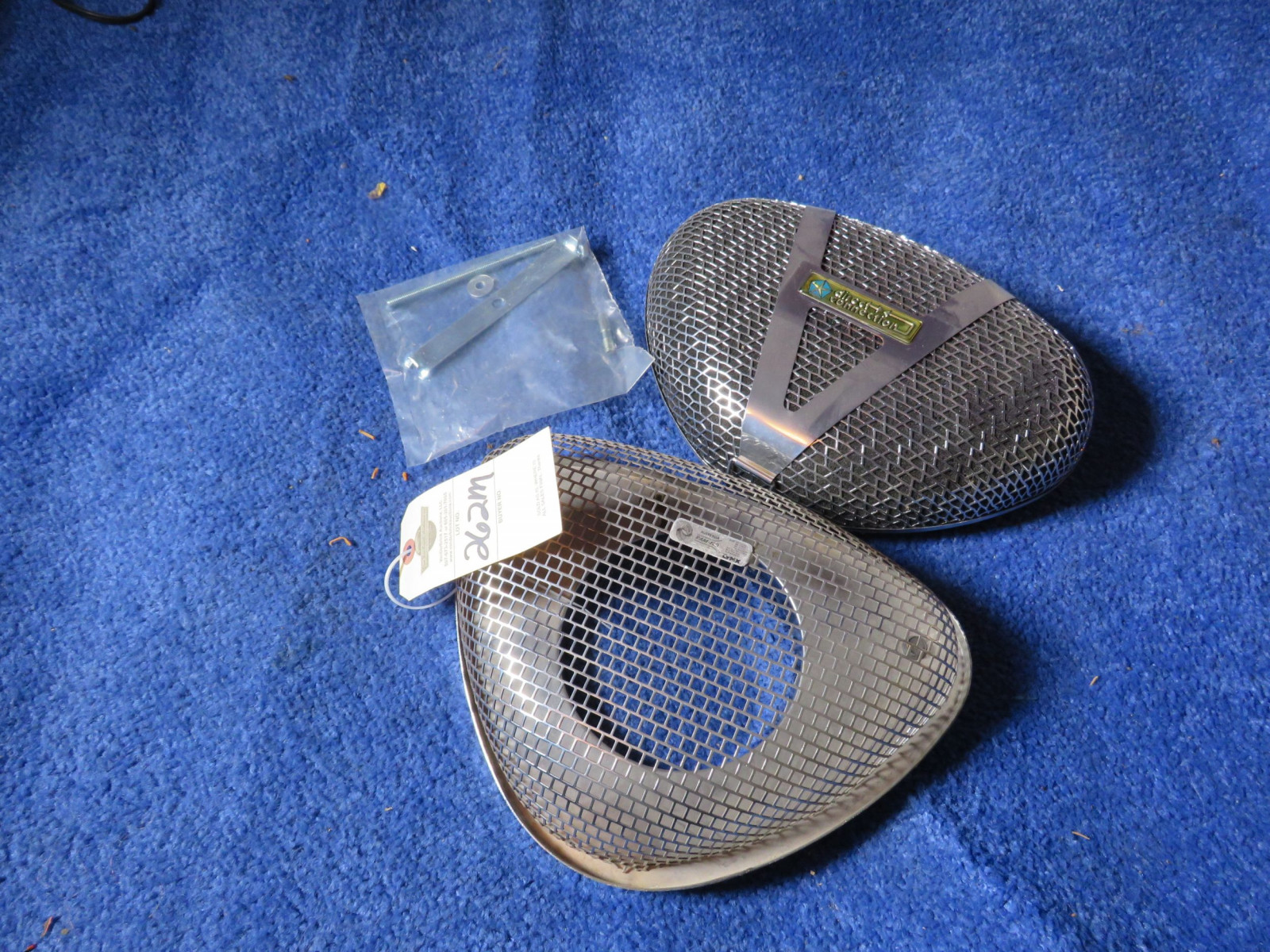 Pair of MOPAR Aircleaners - Image 1