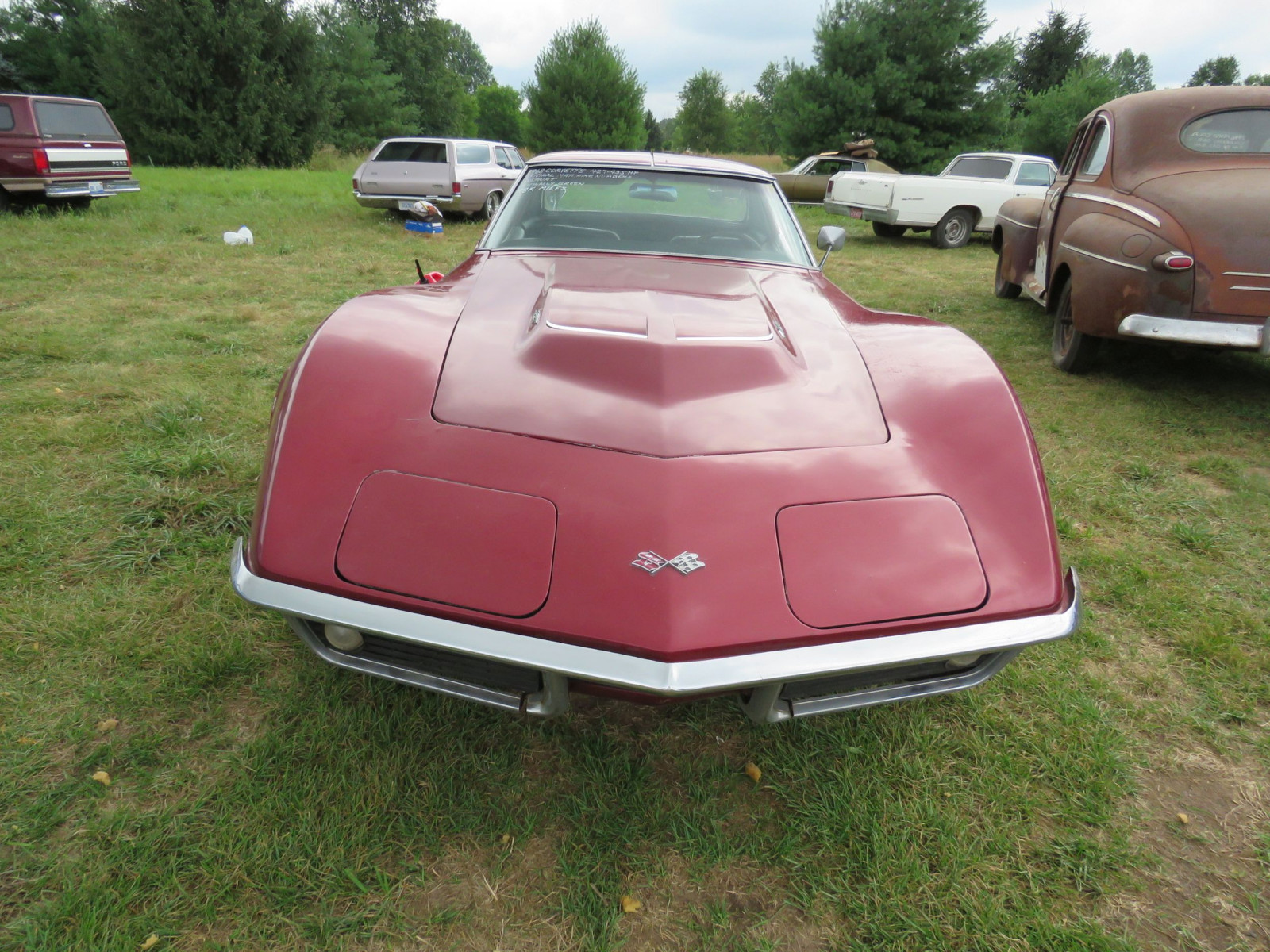 1968 Chevrolet Corvette Stingray Coupe - Image 2