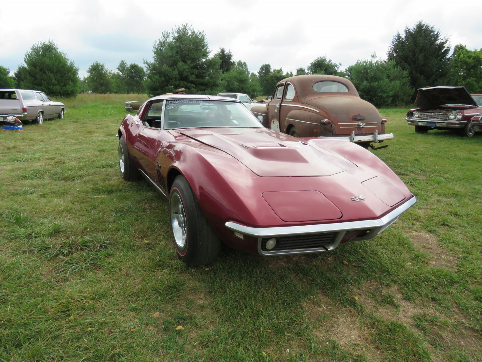 1968 Chevrolet Corvette Stingray Coupe - Image 3