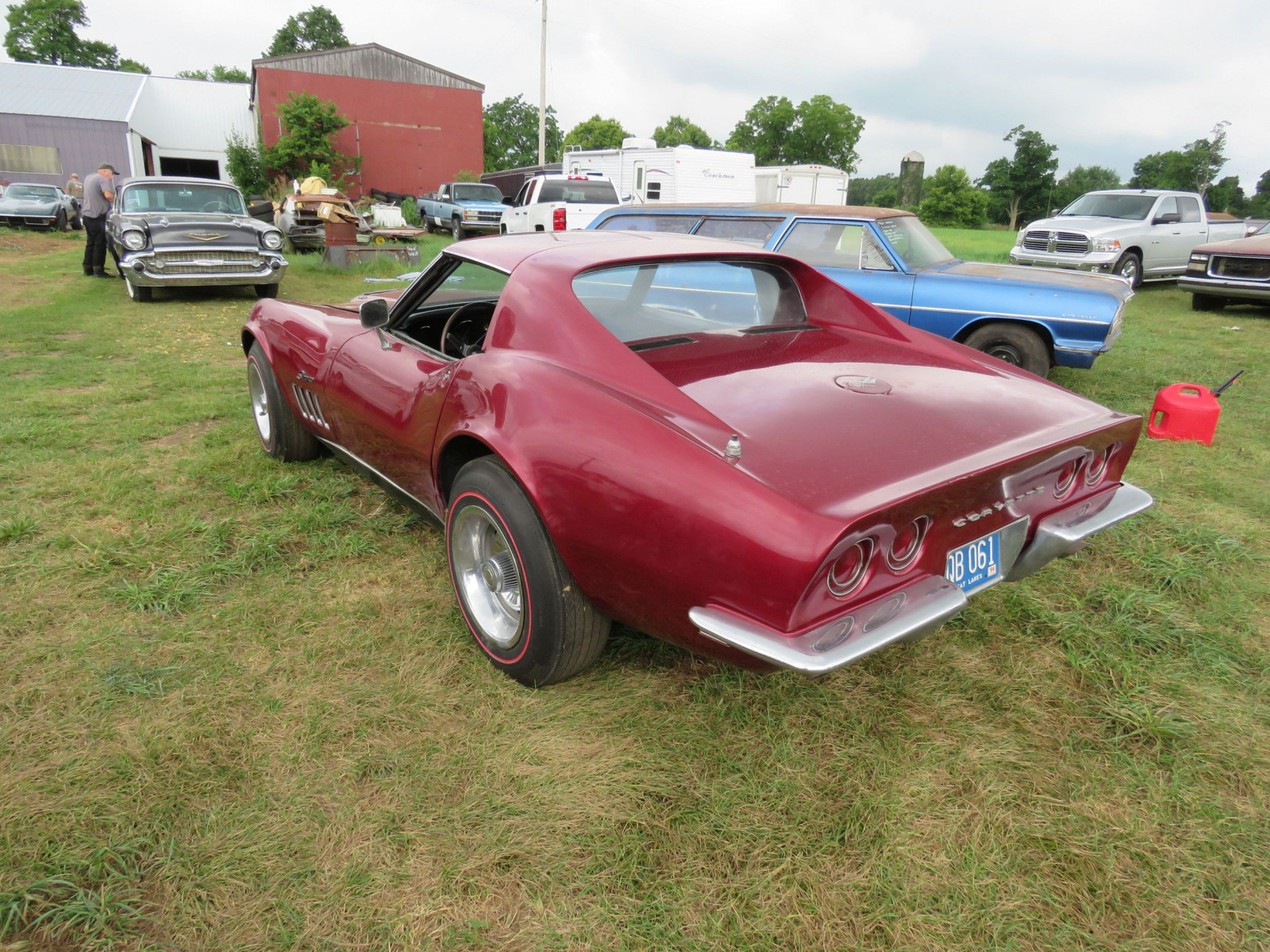 1968 Chevrolet Corvette Stingray Coupe - Image 7