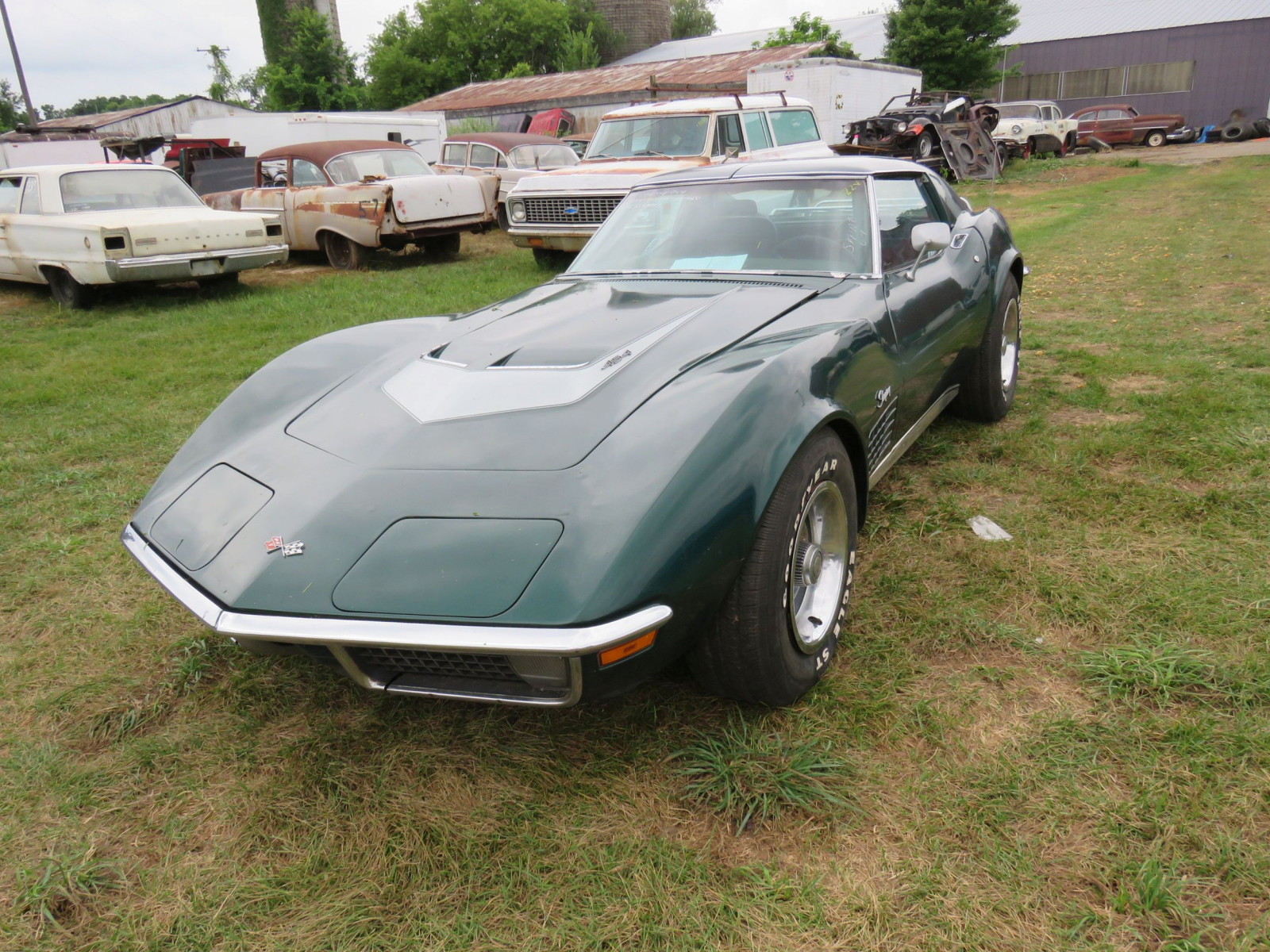 1971 Chevrolet Corvette Stingray Coupe - Image 1