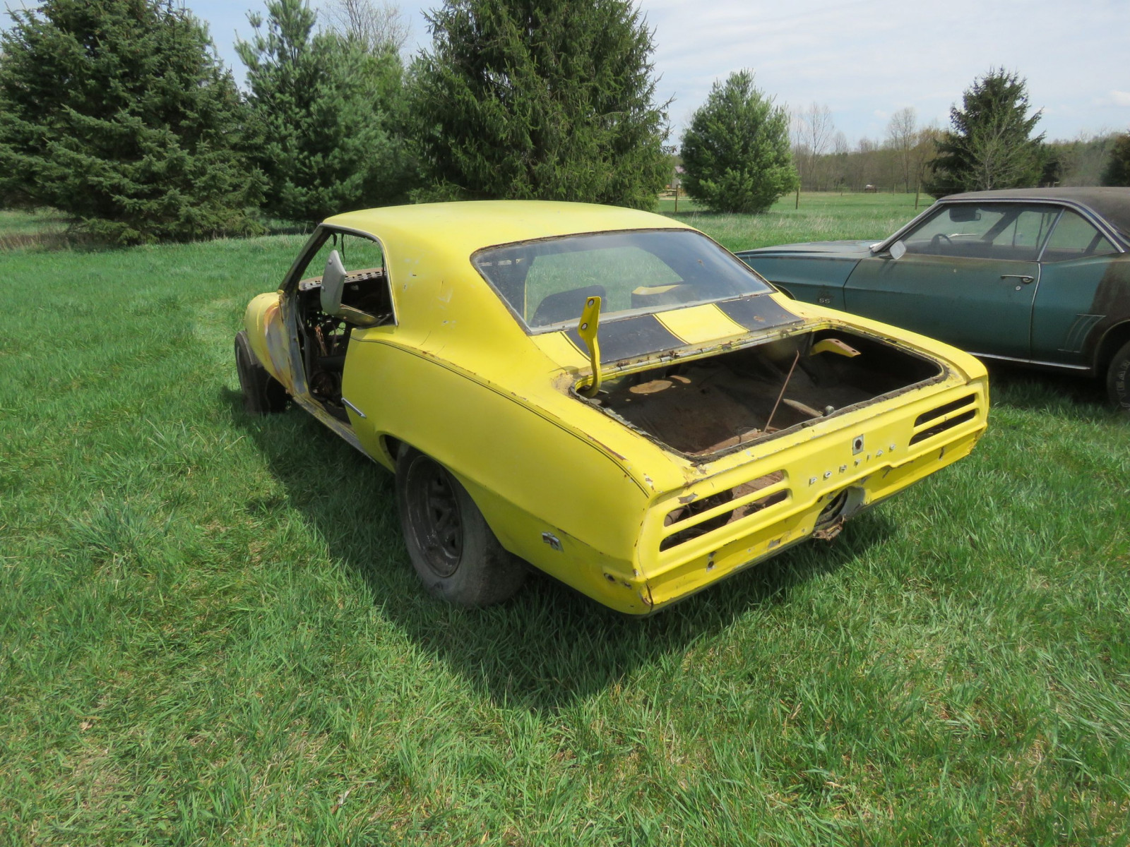 1969 Firebird for Restore - Image 5