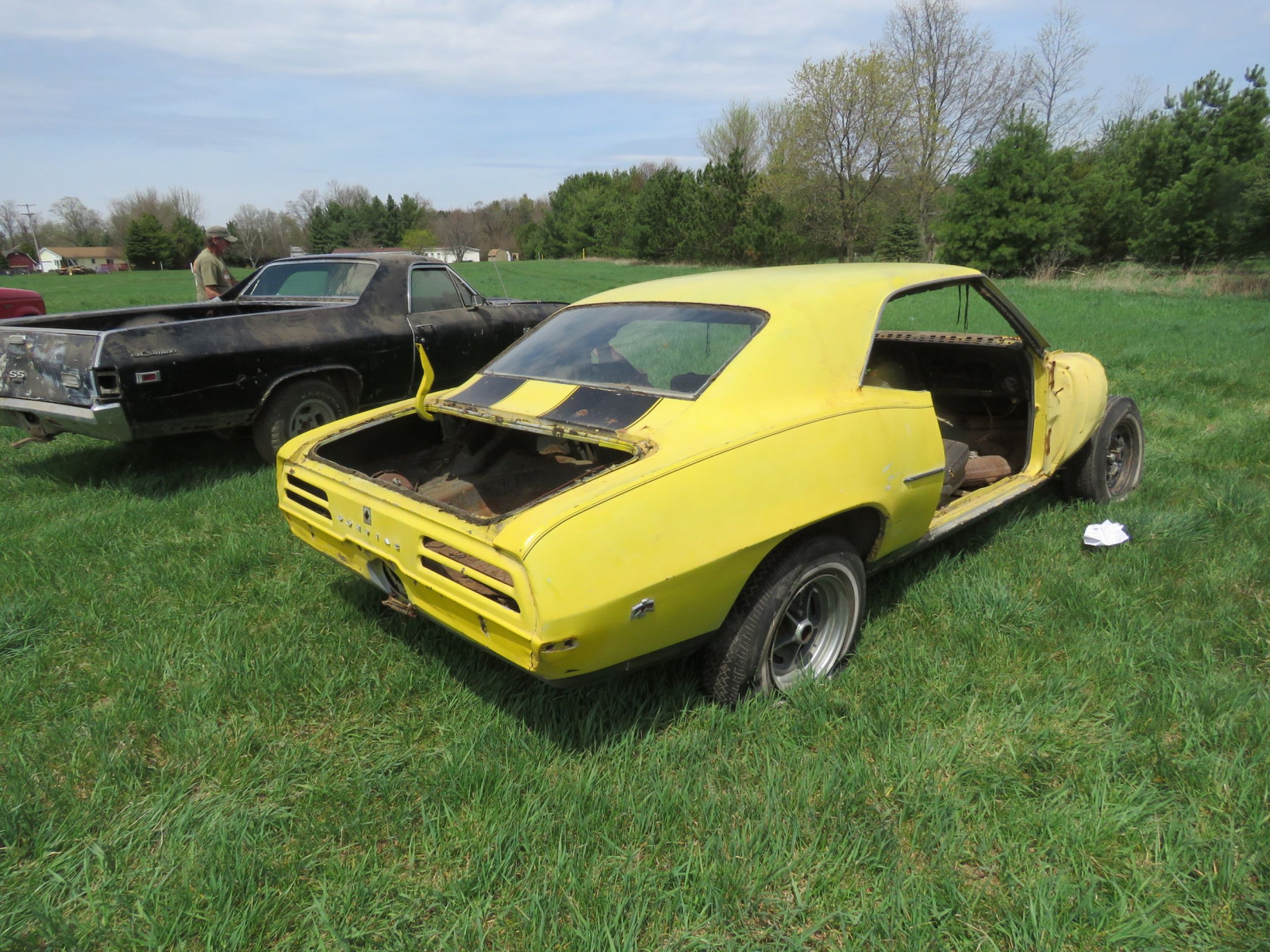 1969 Firebird for Restore - Image 7