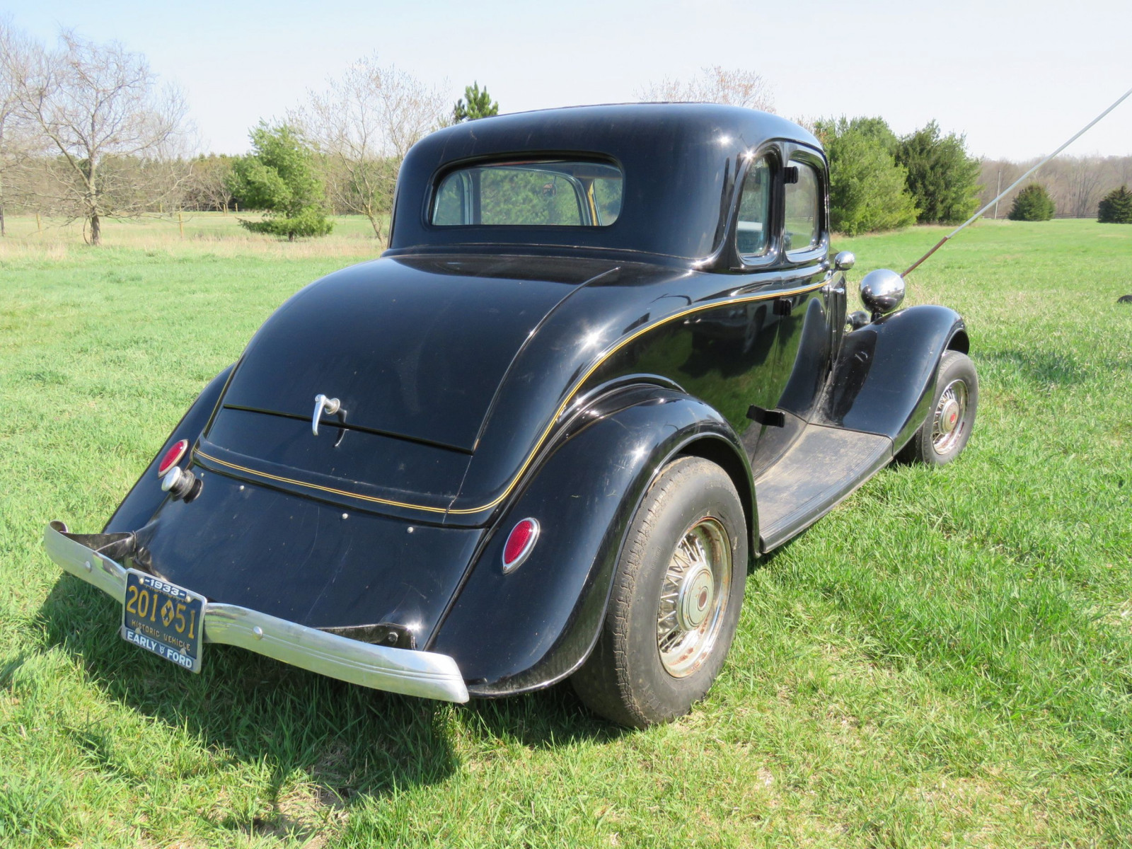 1933 Ford Coupe - Image 7