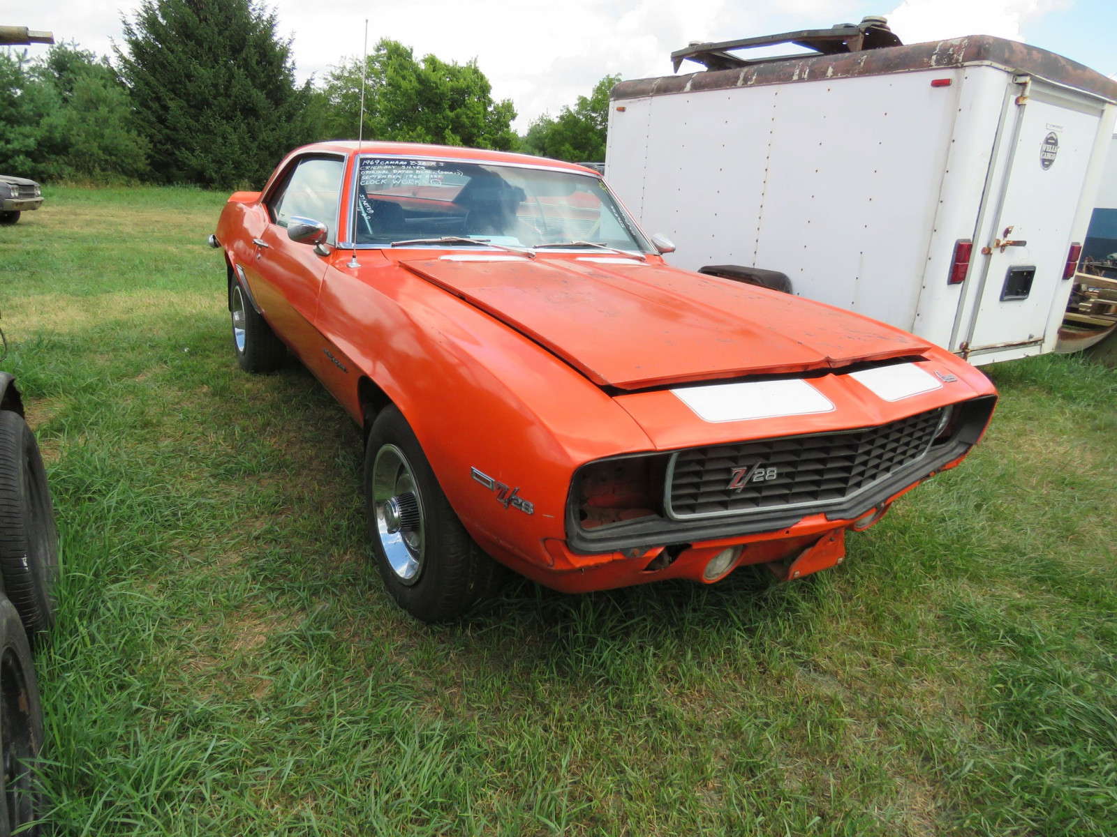 1969 Chevrolet Camaro RS Z28 Coupe - Image 4