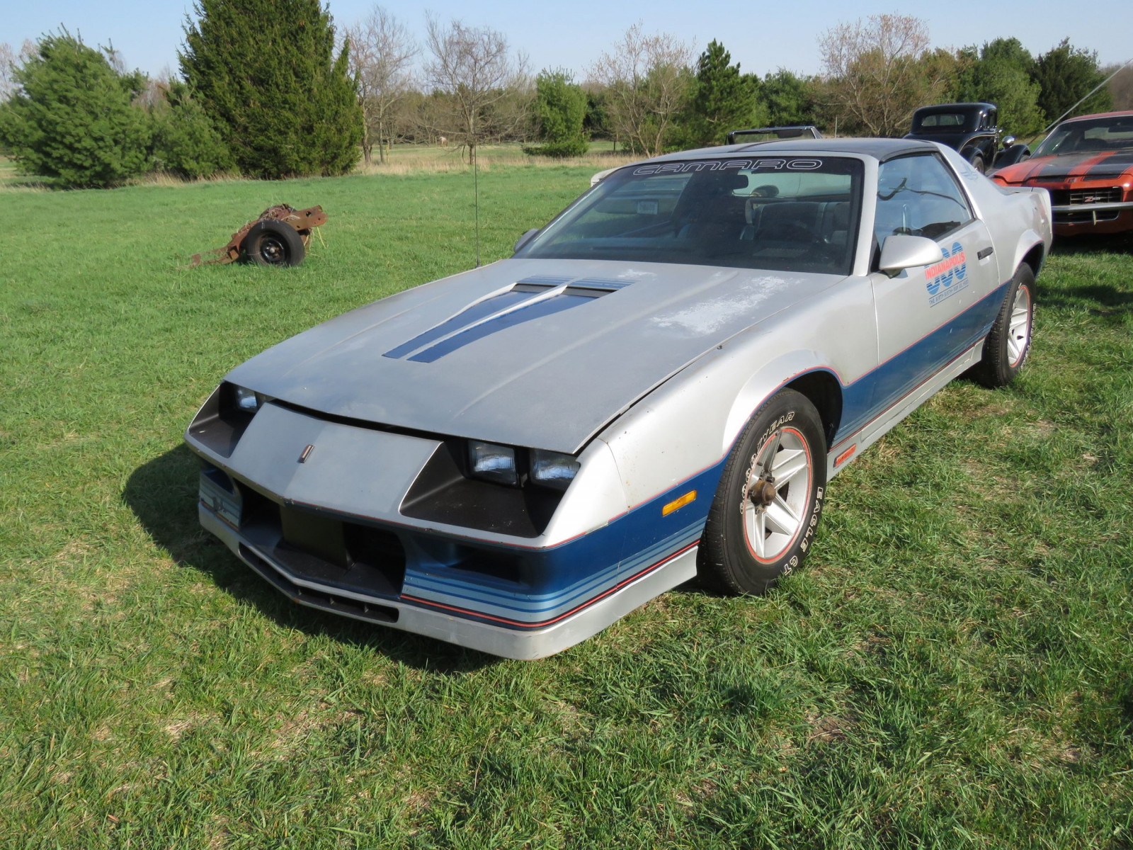1982 Chevrolet Camaro Indianpolis 500 Edition Pace Car - Image 1