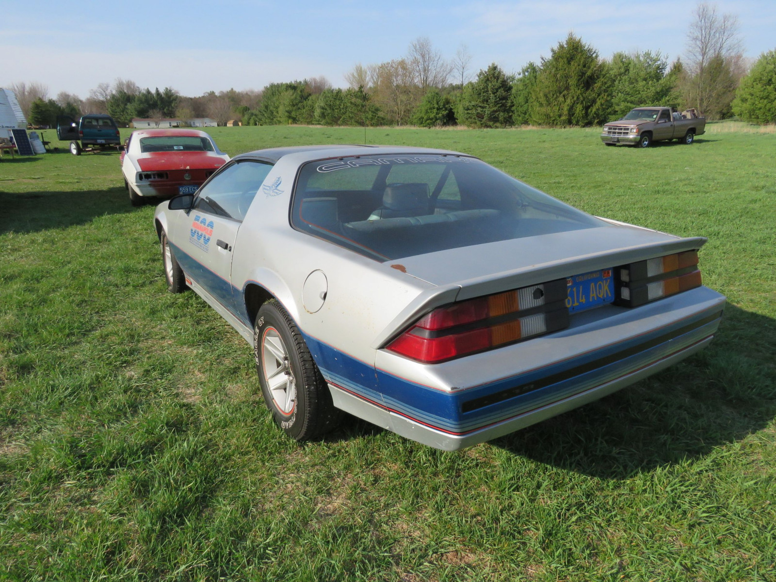 1982 Chevrolet Camaro Indianpolis 500 Edition Pace Car - Image 13